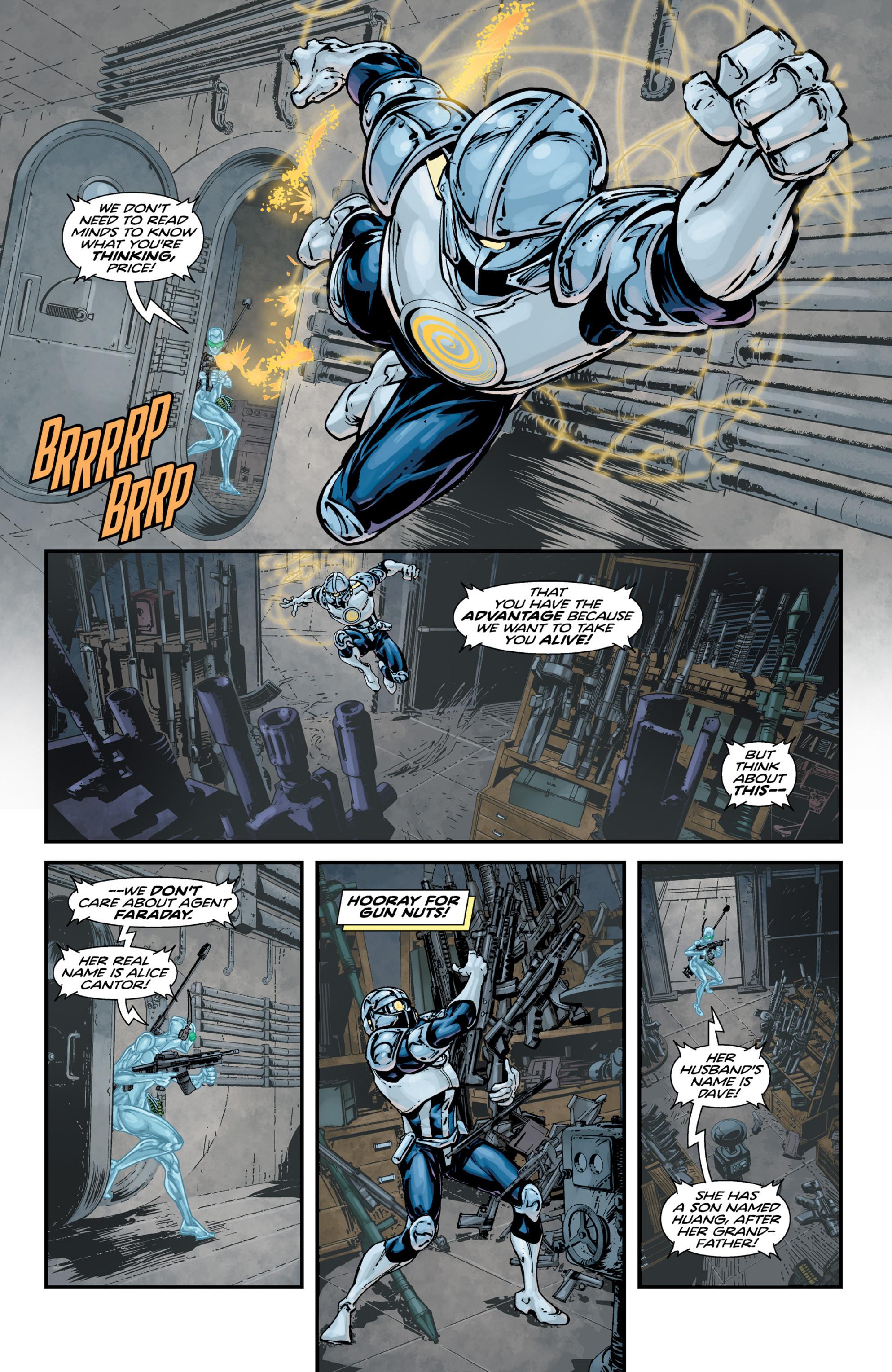 Read online Brain Boy:  The Men from G.E.S.T.A.L.T. comic -  Issue # TPB - 83