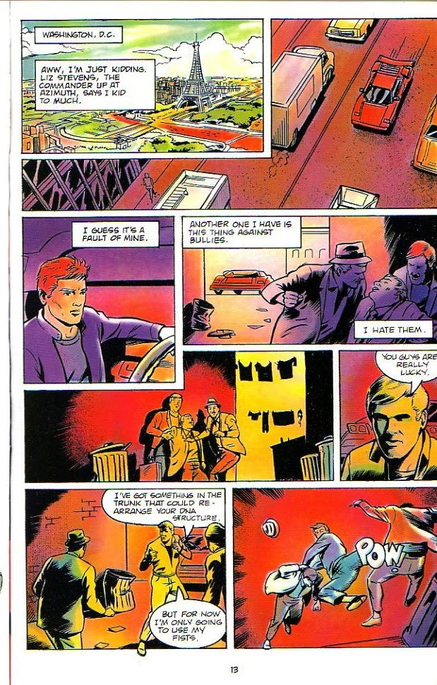 Racer X (1988) issue 1 - Page 7