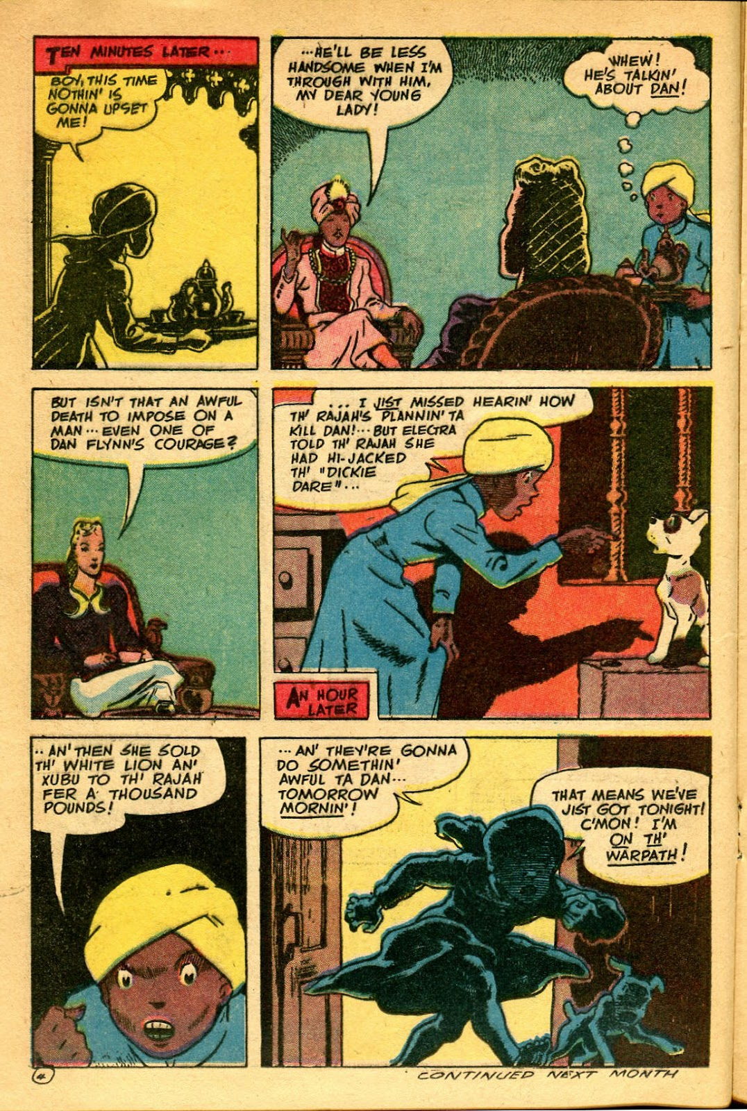 Read online Famous Funnies comic -  Issue #134 - 16