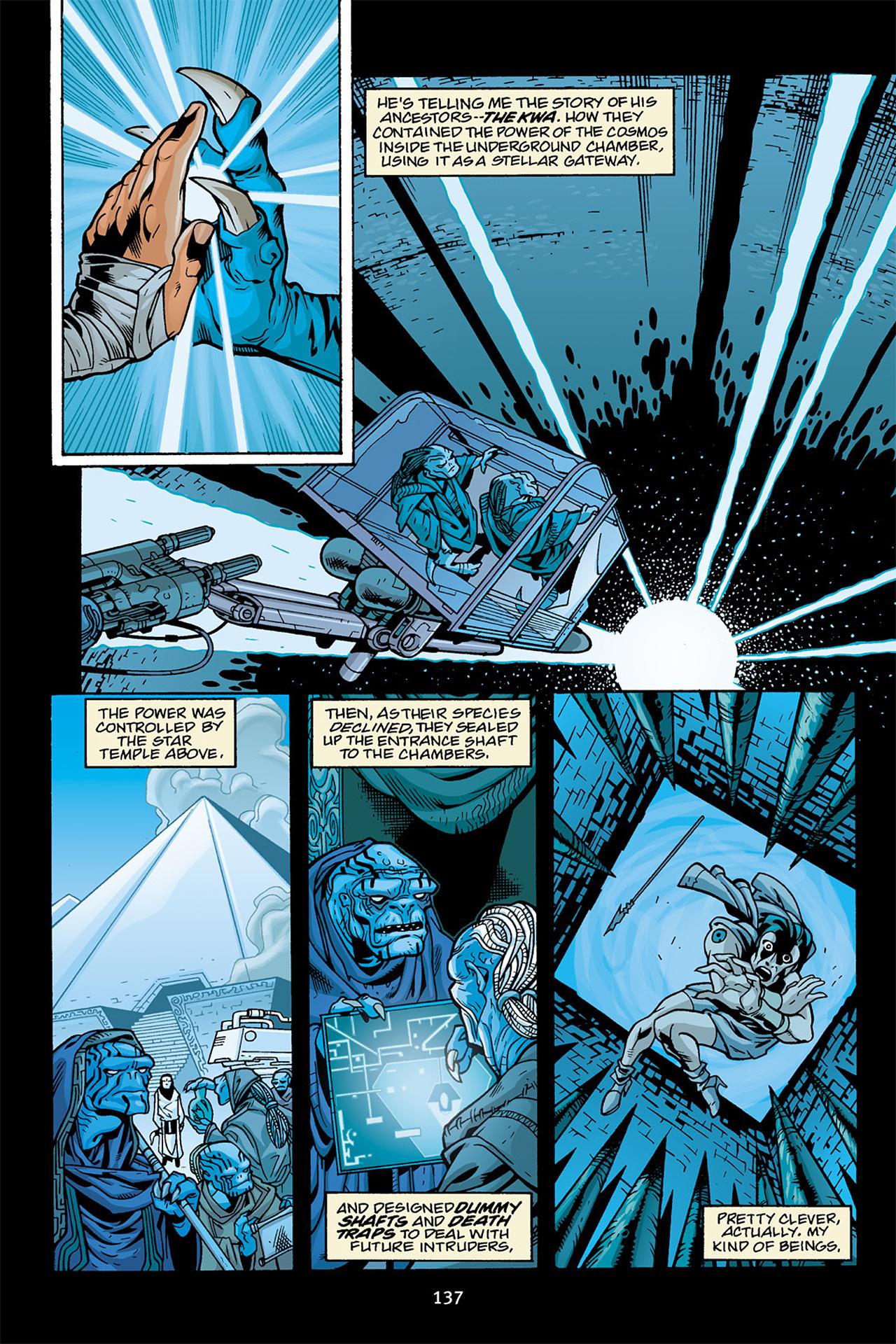 Read online Star Wars Omnibus comic -  Issue # Vol. 15 - 134