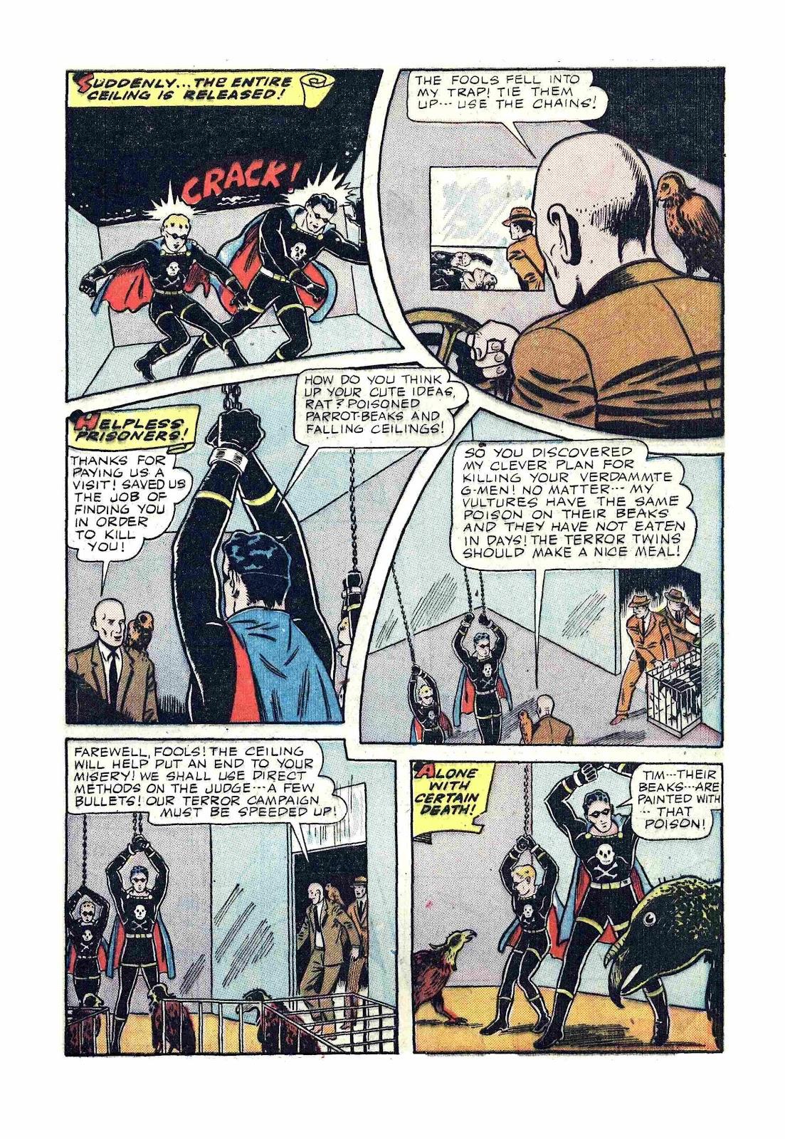 Read online America's Best Comics comic -  Issue #13 - 11