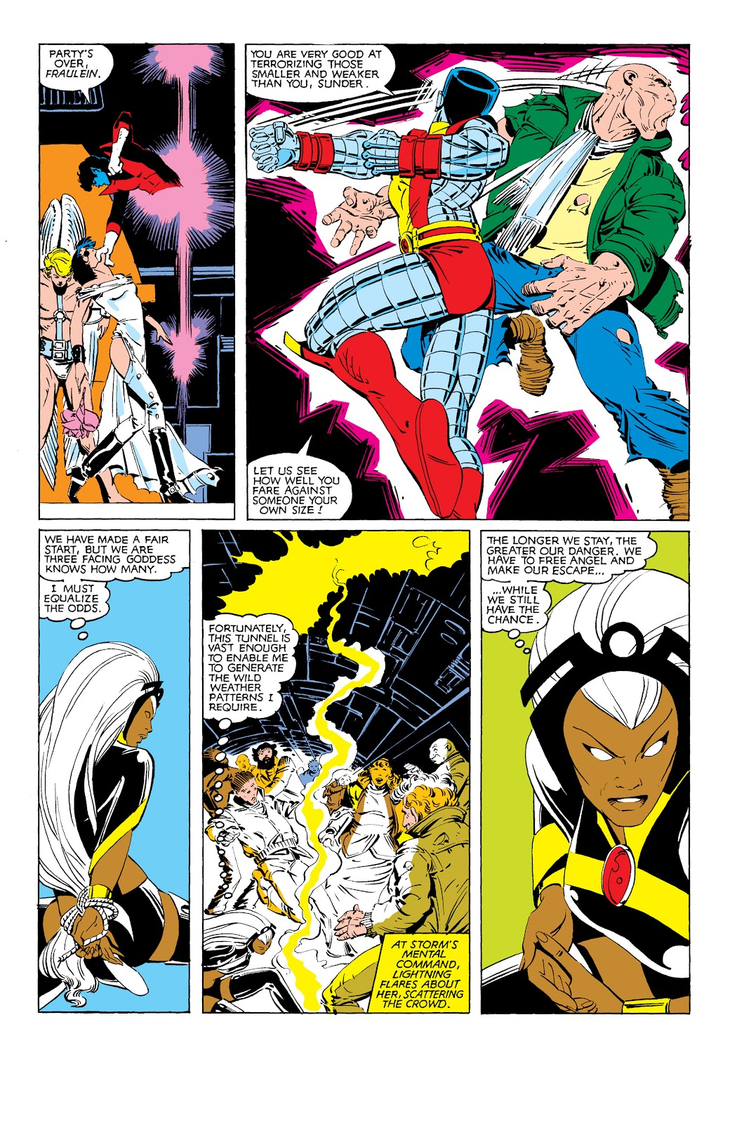 Uncanny X-Men (1963) issue 170 - Page 7