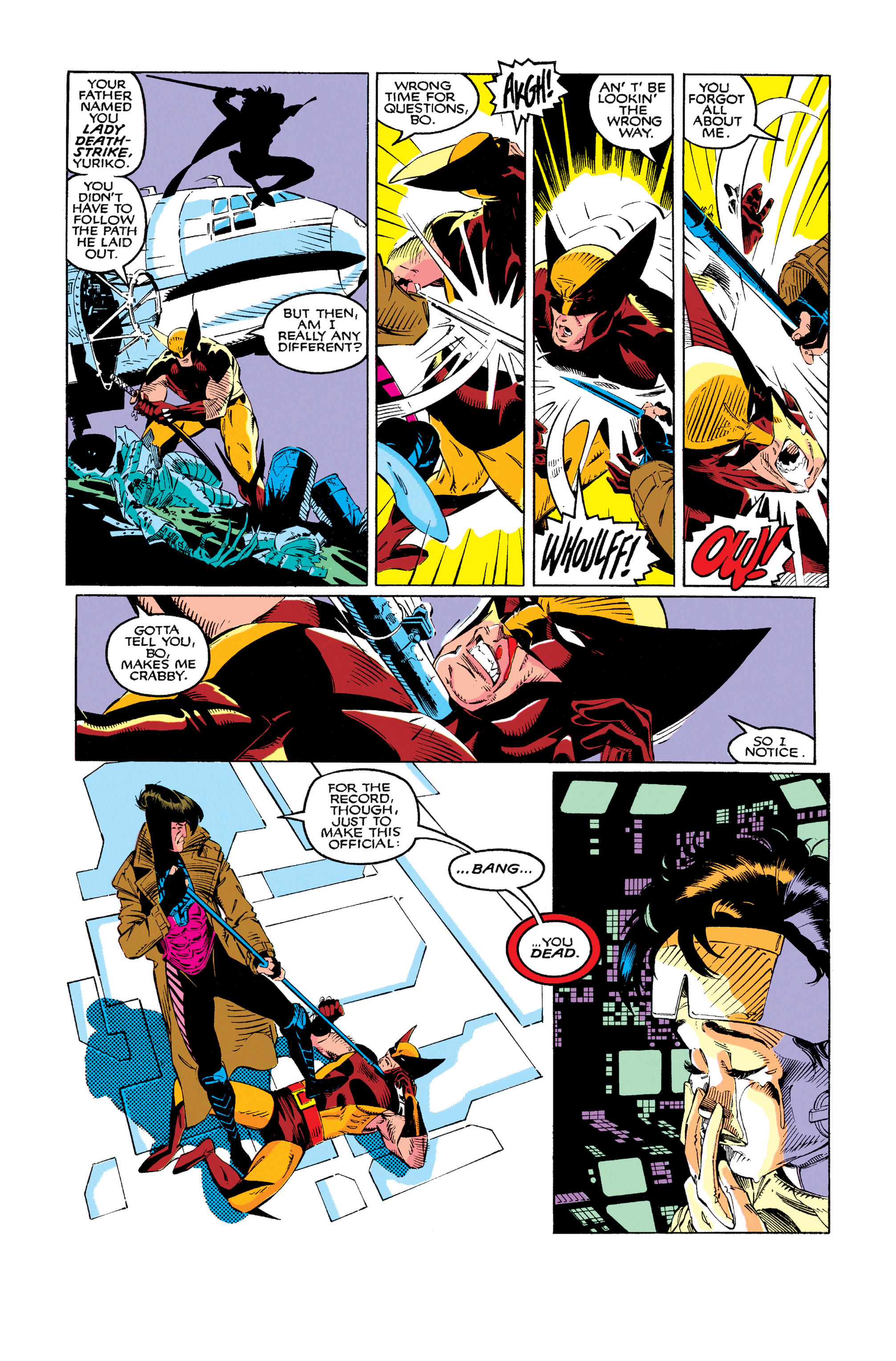 Read online Uncanny X-Men (1963) comic -  Issue #273 - 18