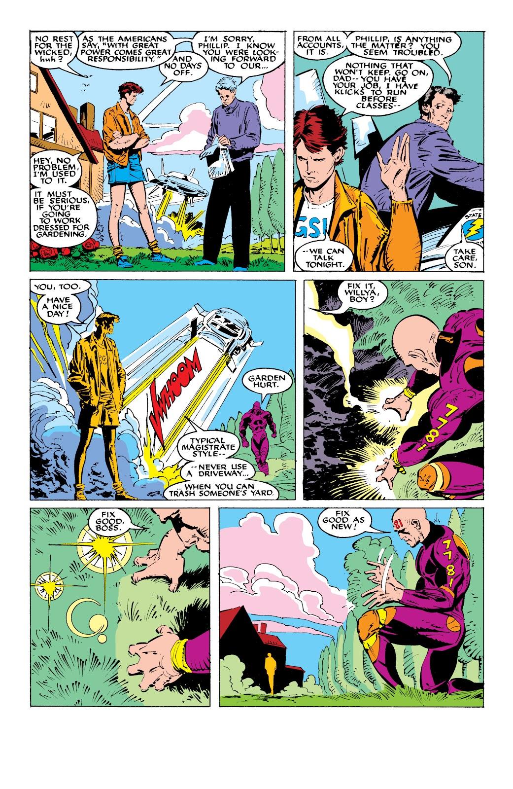Uncanny X-Men (1963) issue 236 - Page 7