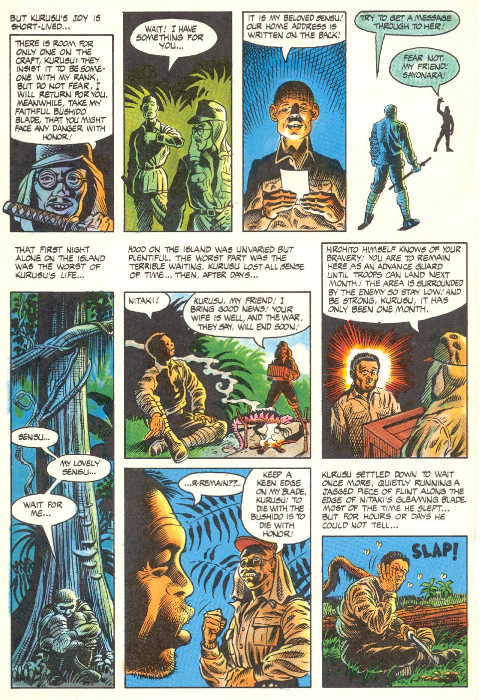 Read online Twisted Tales (1982) comic -  Issue #3 - 19