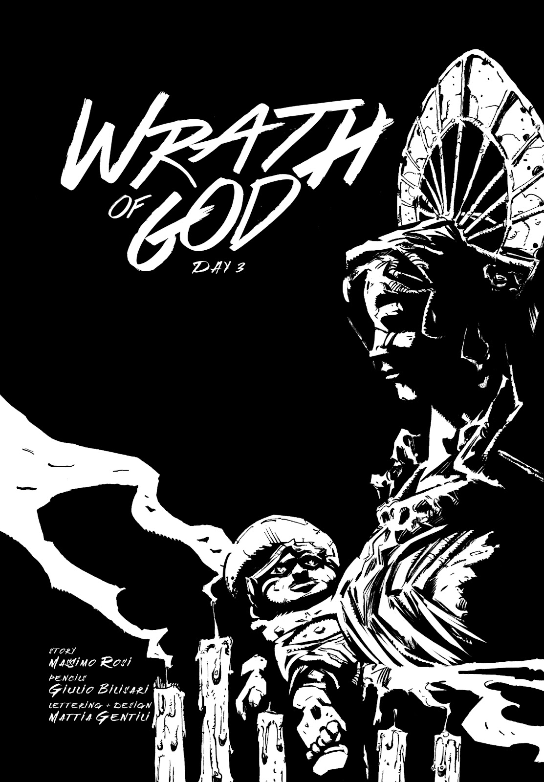 Read online Wrath of God comic -  Issue #3 - 6