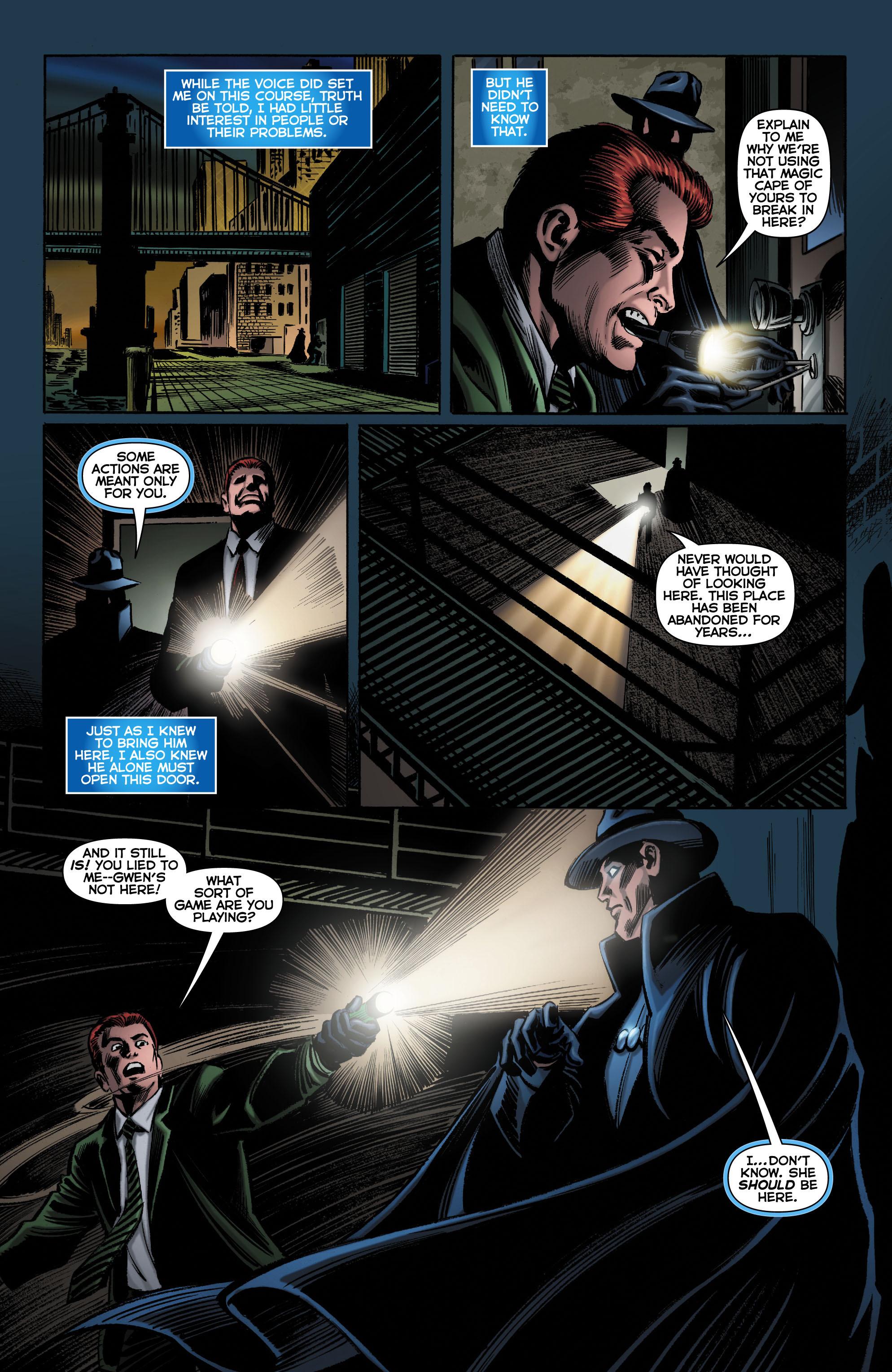 Read online Trinity of Sin: The Phantom Stranger comic -  Issue #0 - 16