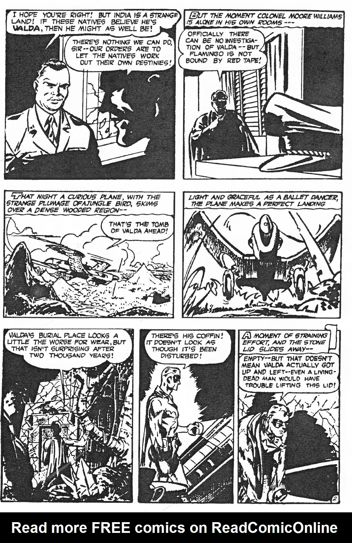 Read online Men of Mystery Comics comic -  Issue #83 - 168