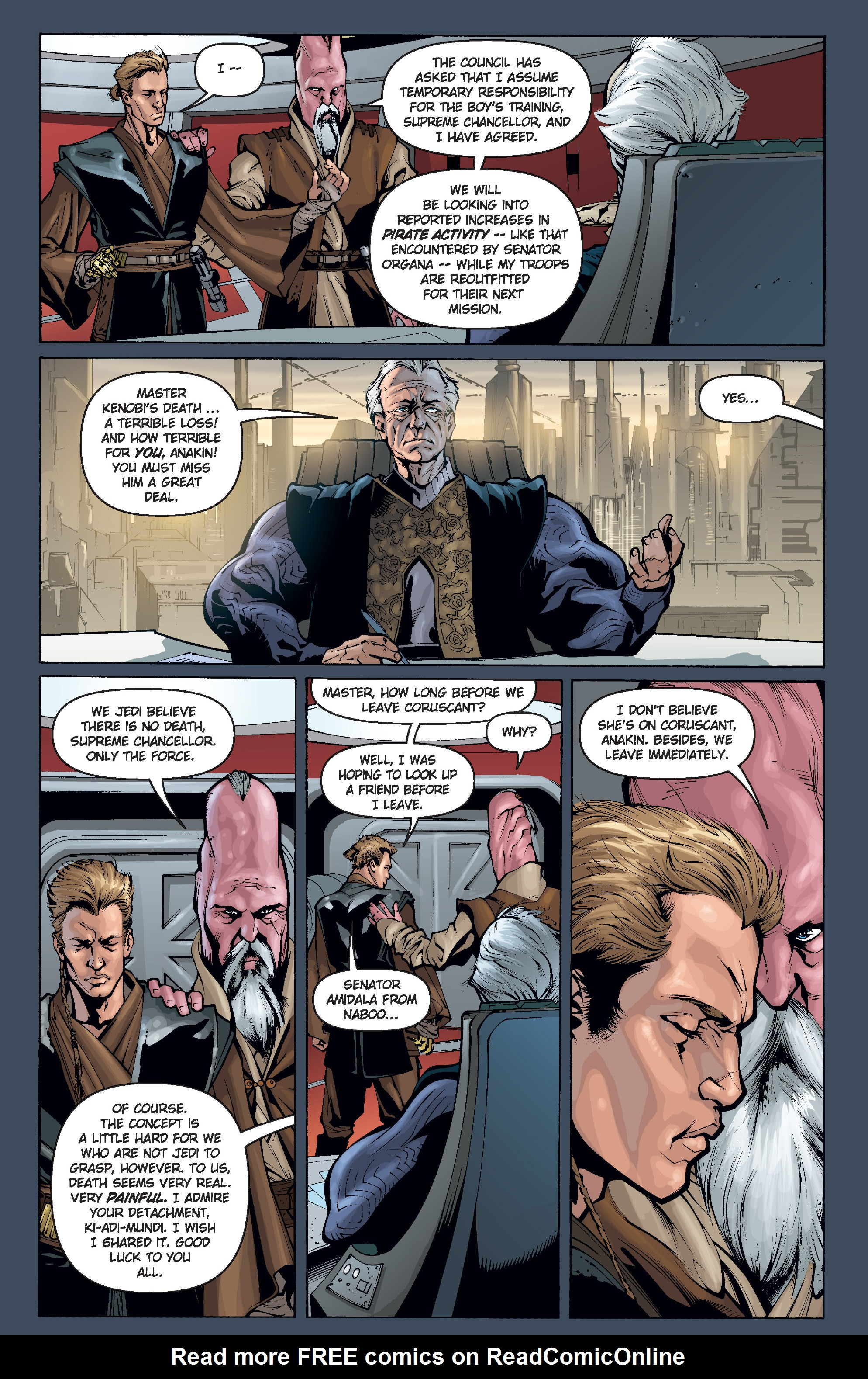Read online Star Wars Omnibus comic -  Issue # Vol. 24 - 364
