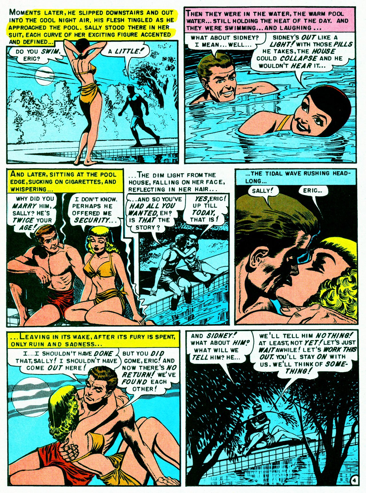 Read online Shock SuspenStories comic -  Issue #8 - 6