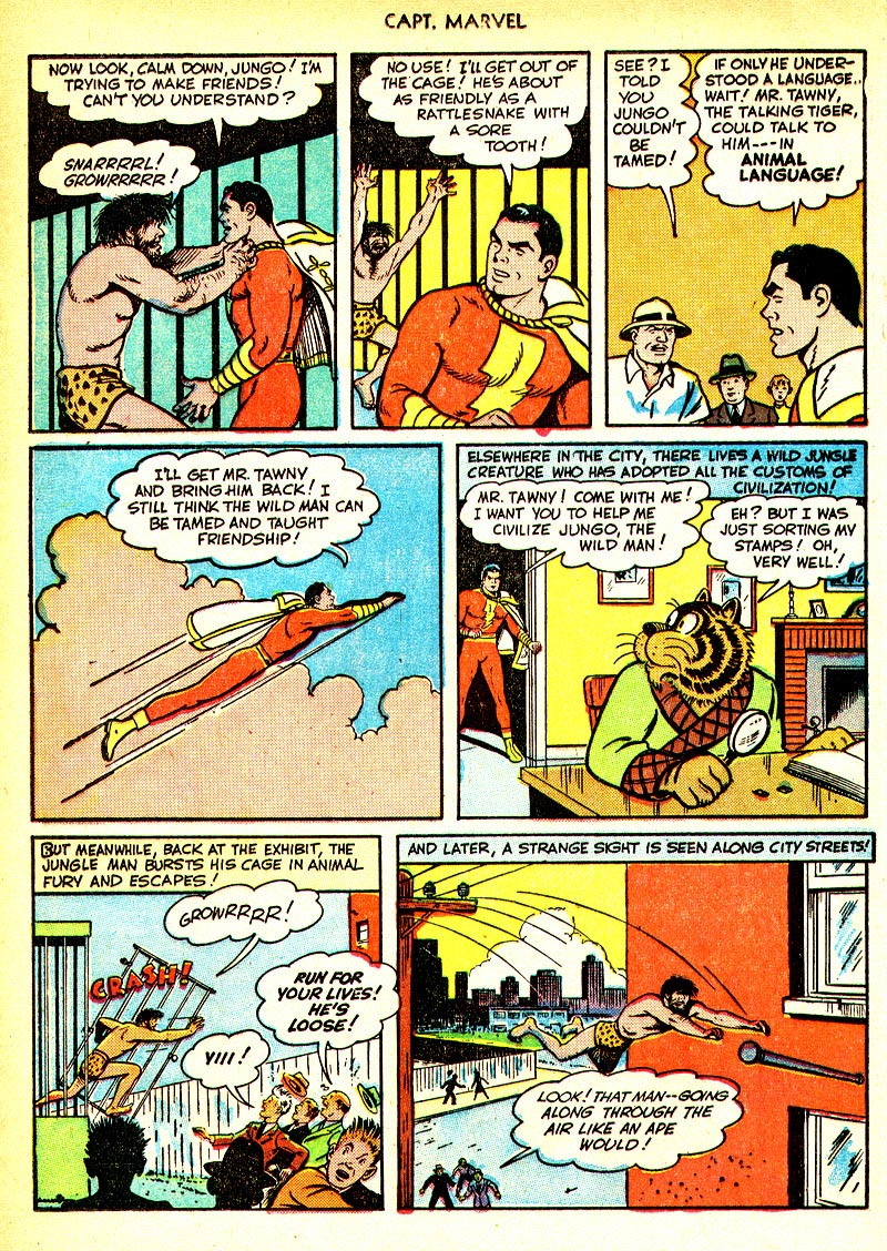 Captain Marvel Adventures issue 88 - Page 28