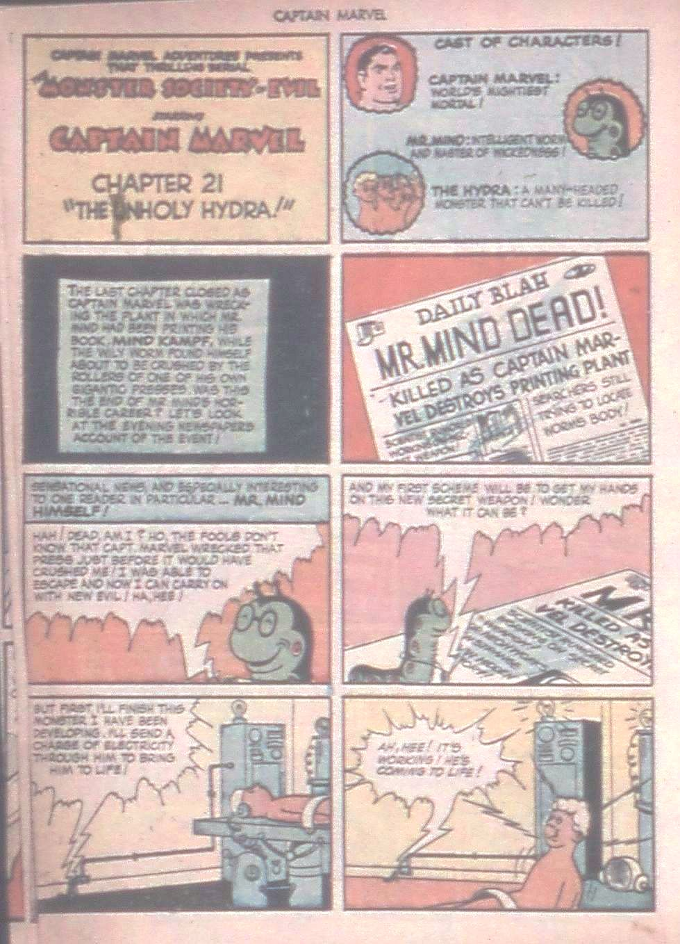 Captain Marvel Adventures issue 42 - Page 32