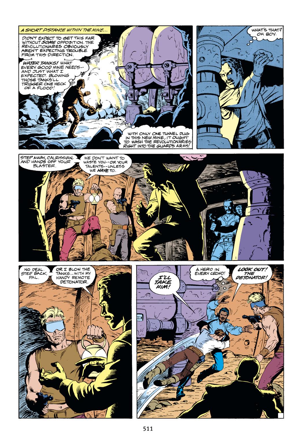 Read online Star Wars Omnibus comic -  Issue # Vol. 18.5 - 226