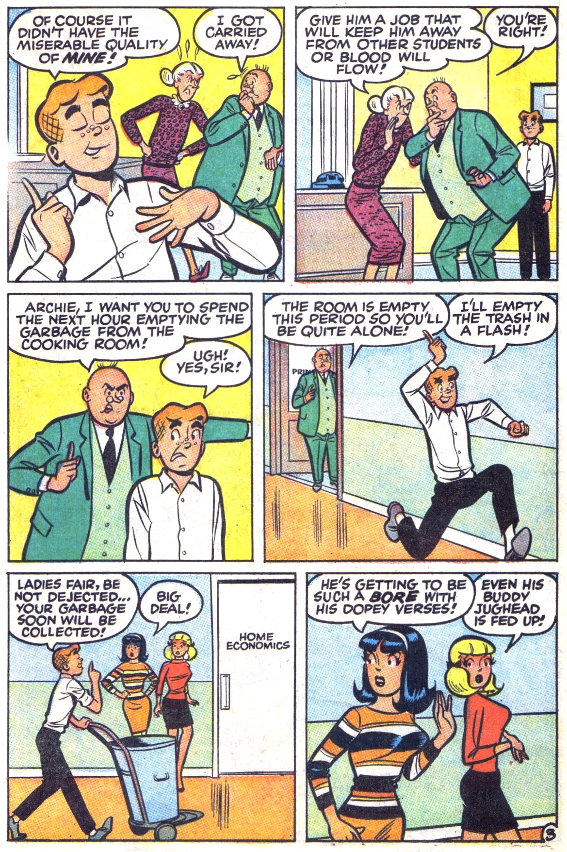Read online Archie (1960) comic -  Issue #179 - 22