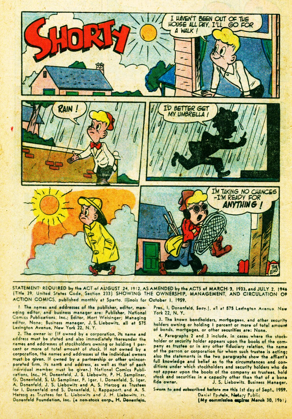 Read online Action Comics (1938) comic -  Issue #262 - 18