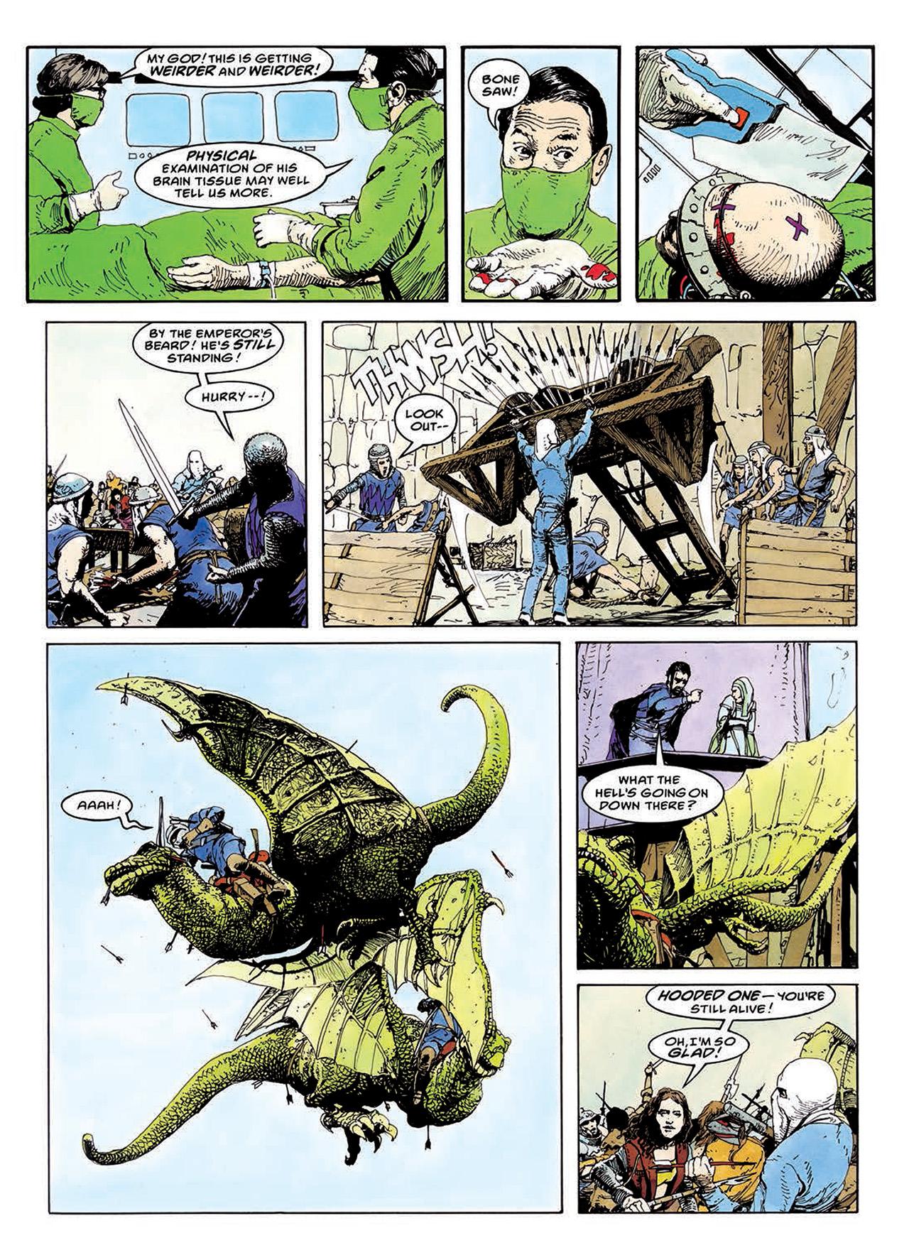 Read online Mazeworld comic -  Issue # TPB - 116