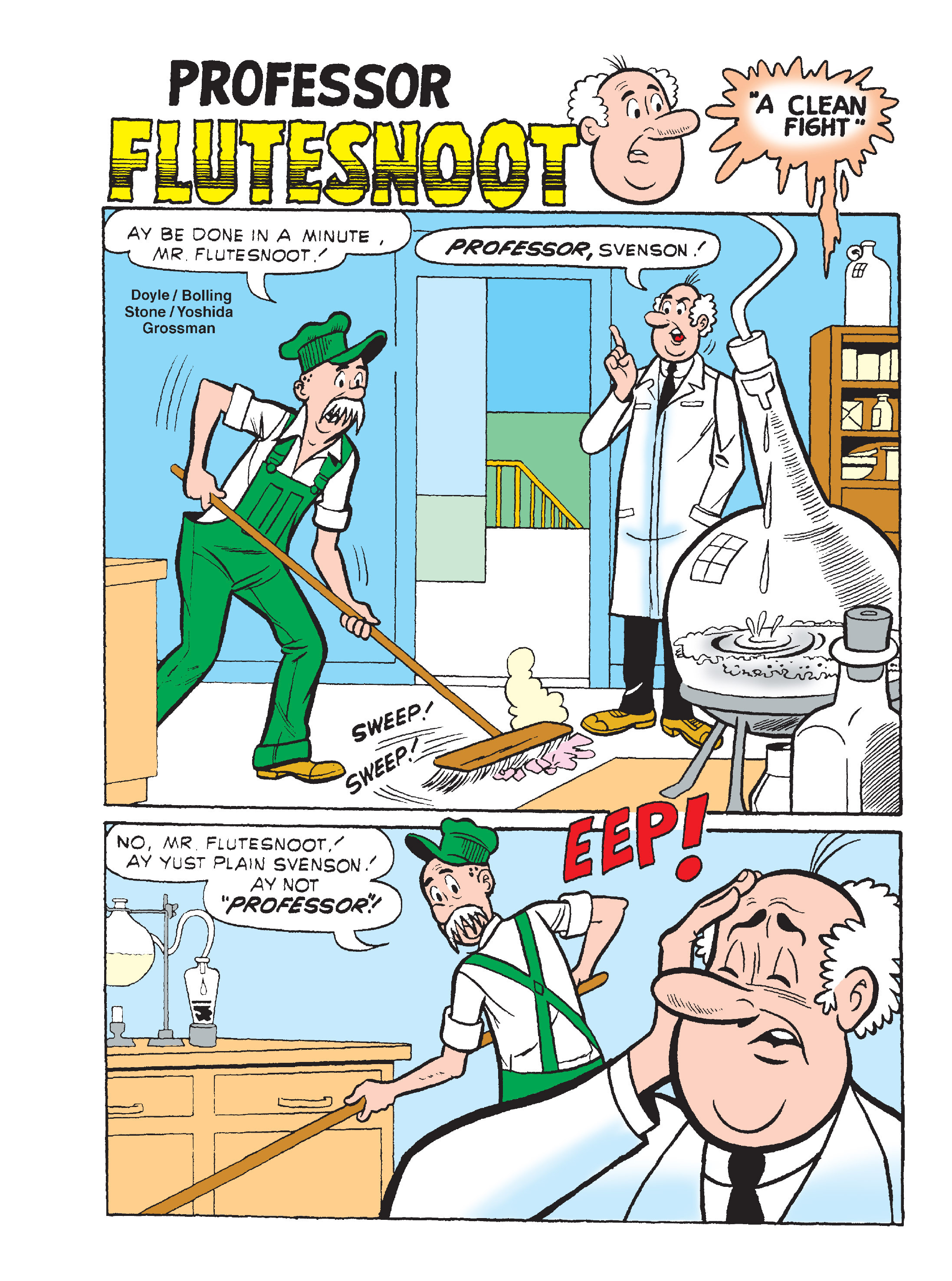 Read online Archie 1000 Page Comics Blowout! comic -  Issue # TPB (Part 4) - 106