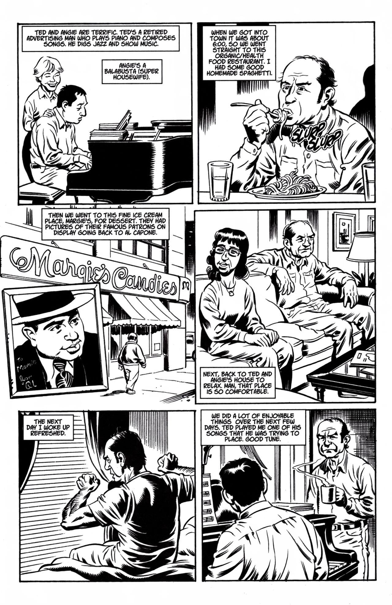 Read online American Splendor (2008) comic -  Issue #1 - 18