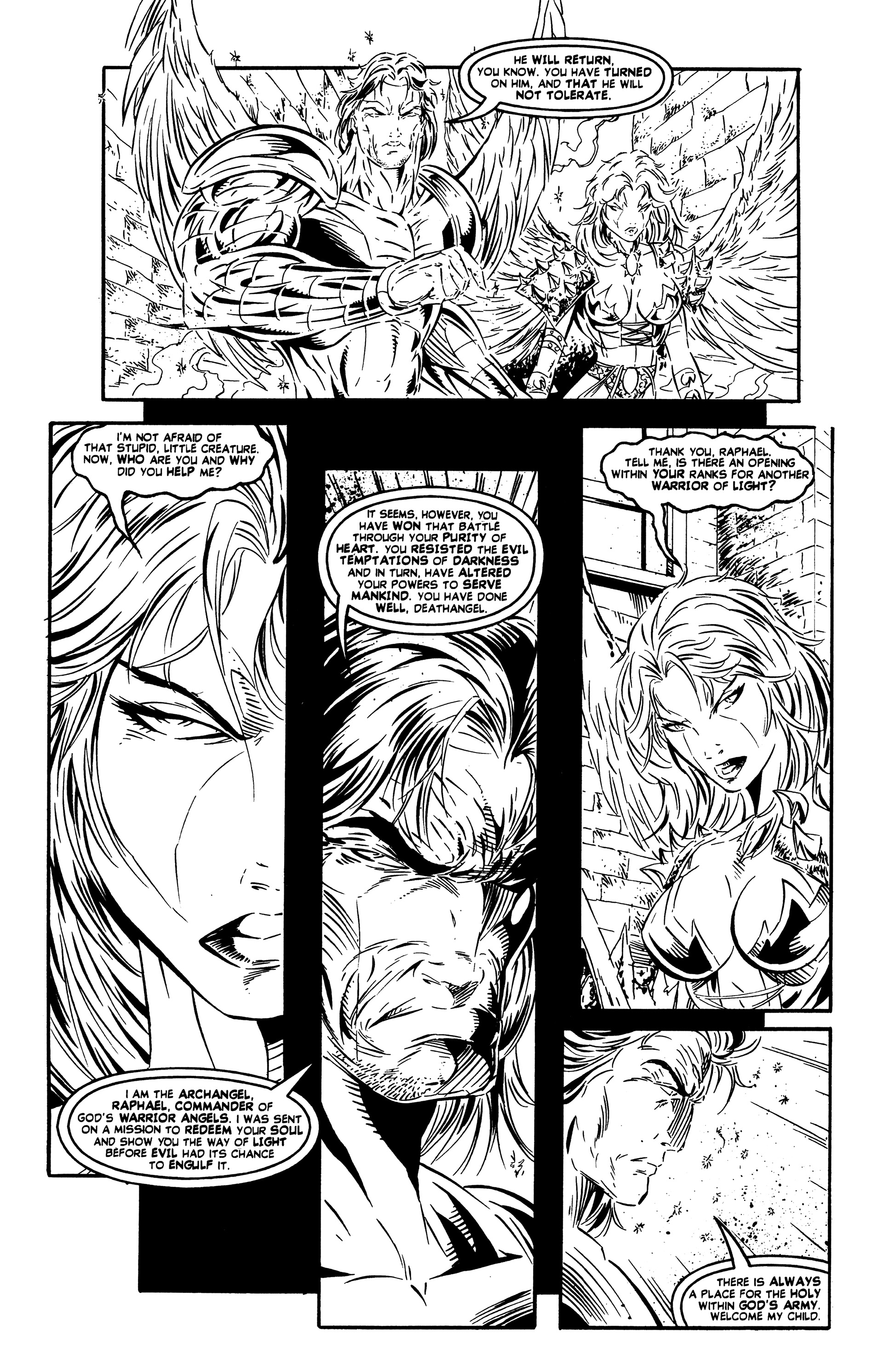 Read online DeathAngel comic -  Issue # Full - 22