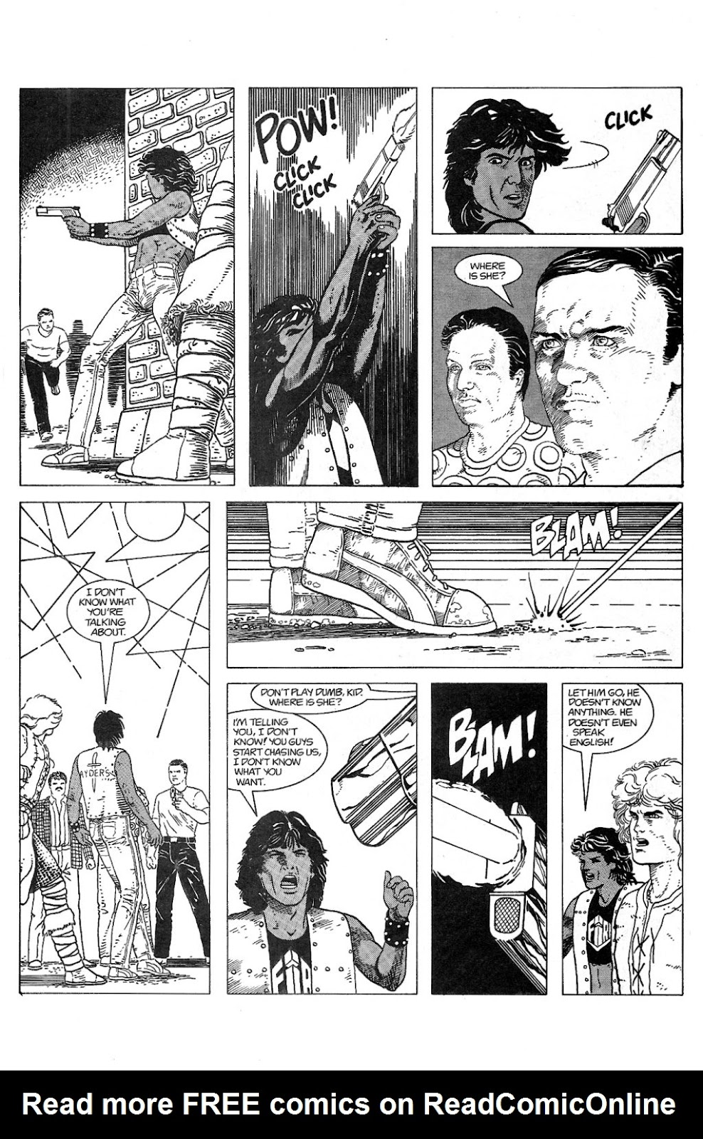 A Distant Soil (1991) issue 9 - Page 10