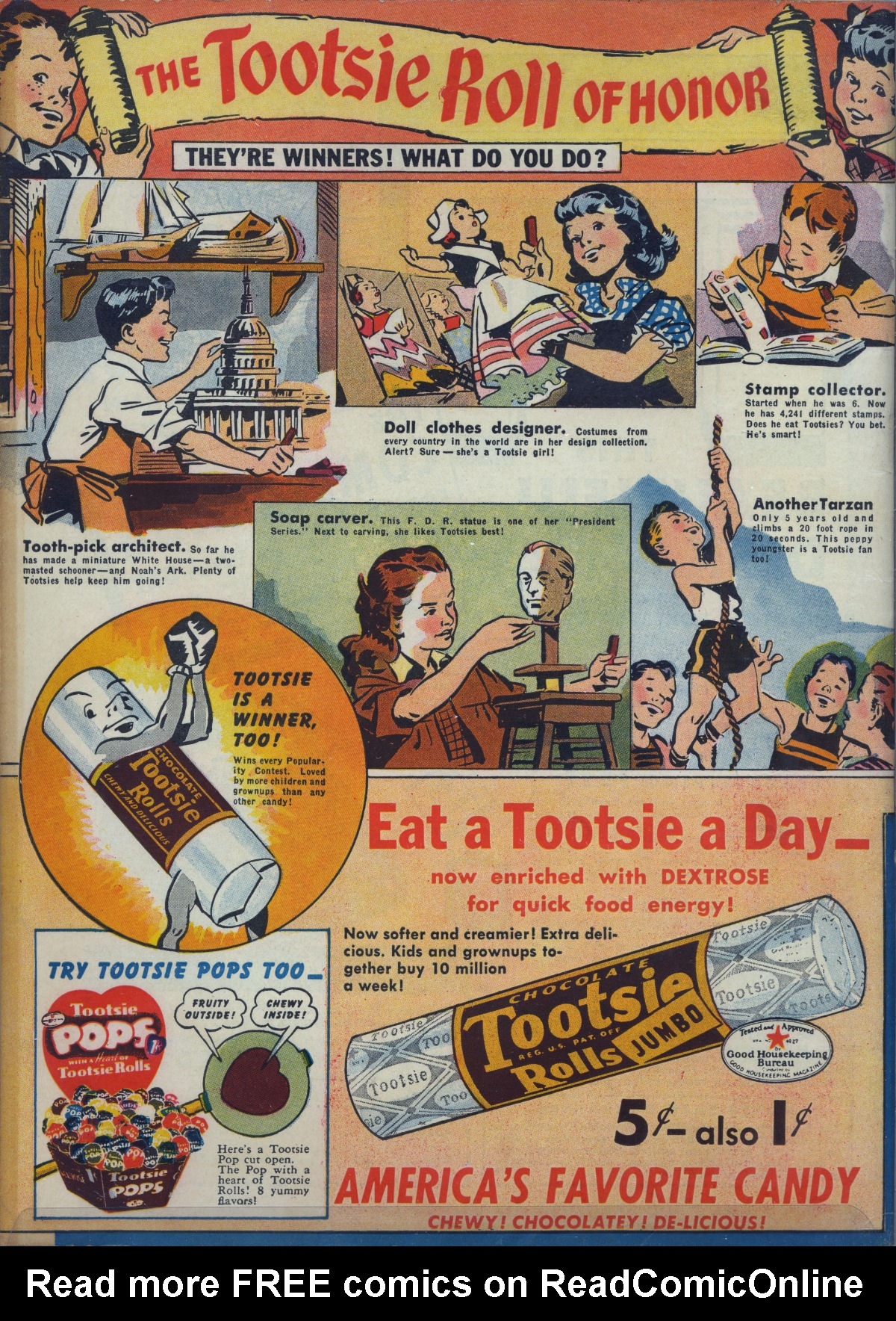 Read online Adventure Comics (1938) comic -  Issue #64 - 70