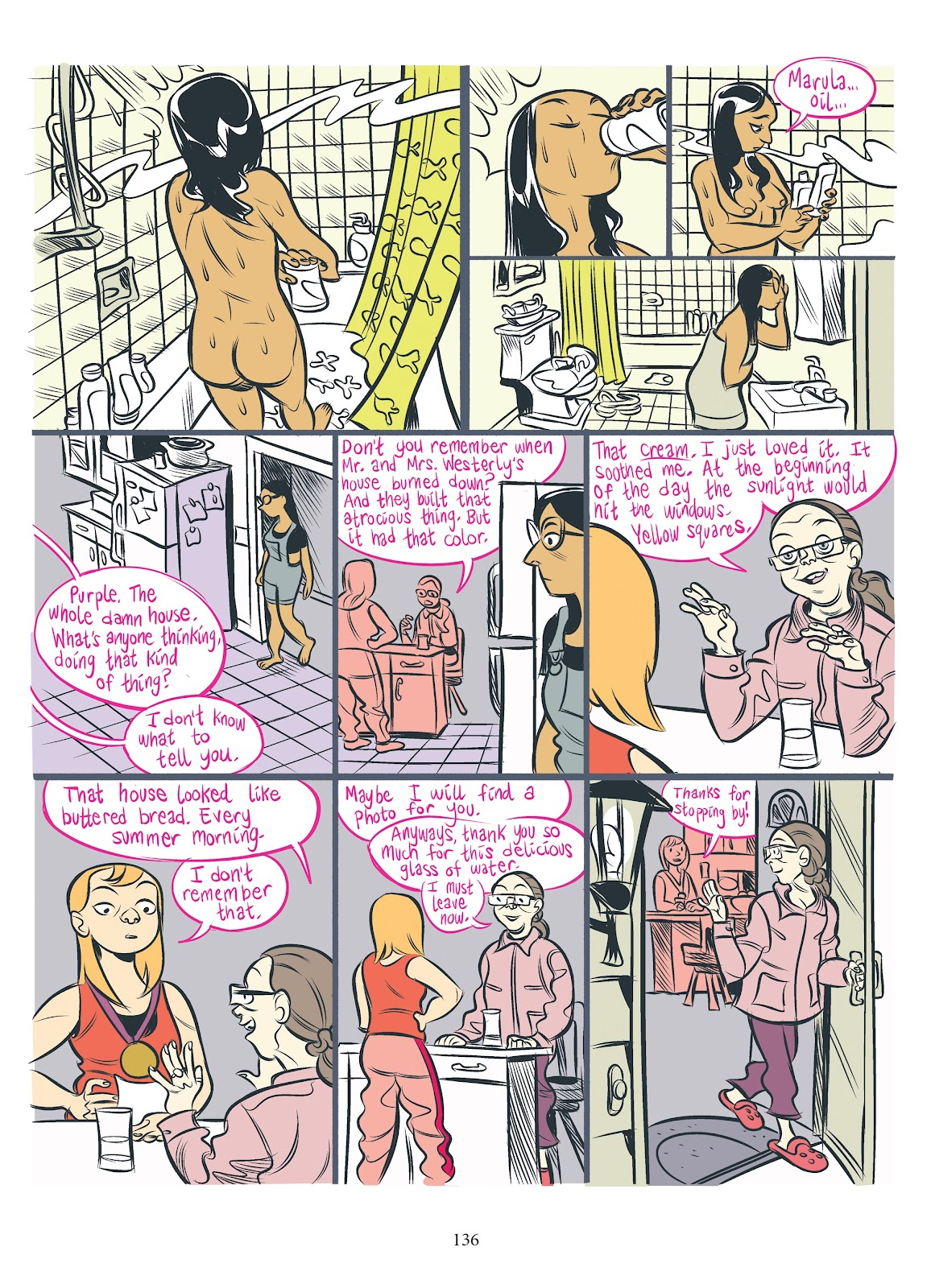 Read online Girl Town comic -  Issue # TPB (Part 2) - 33