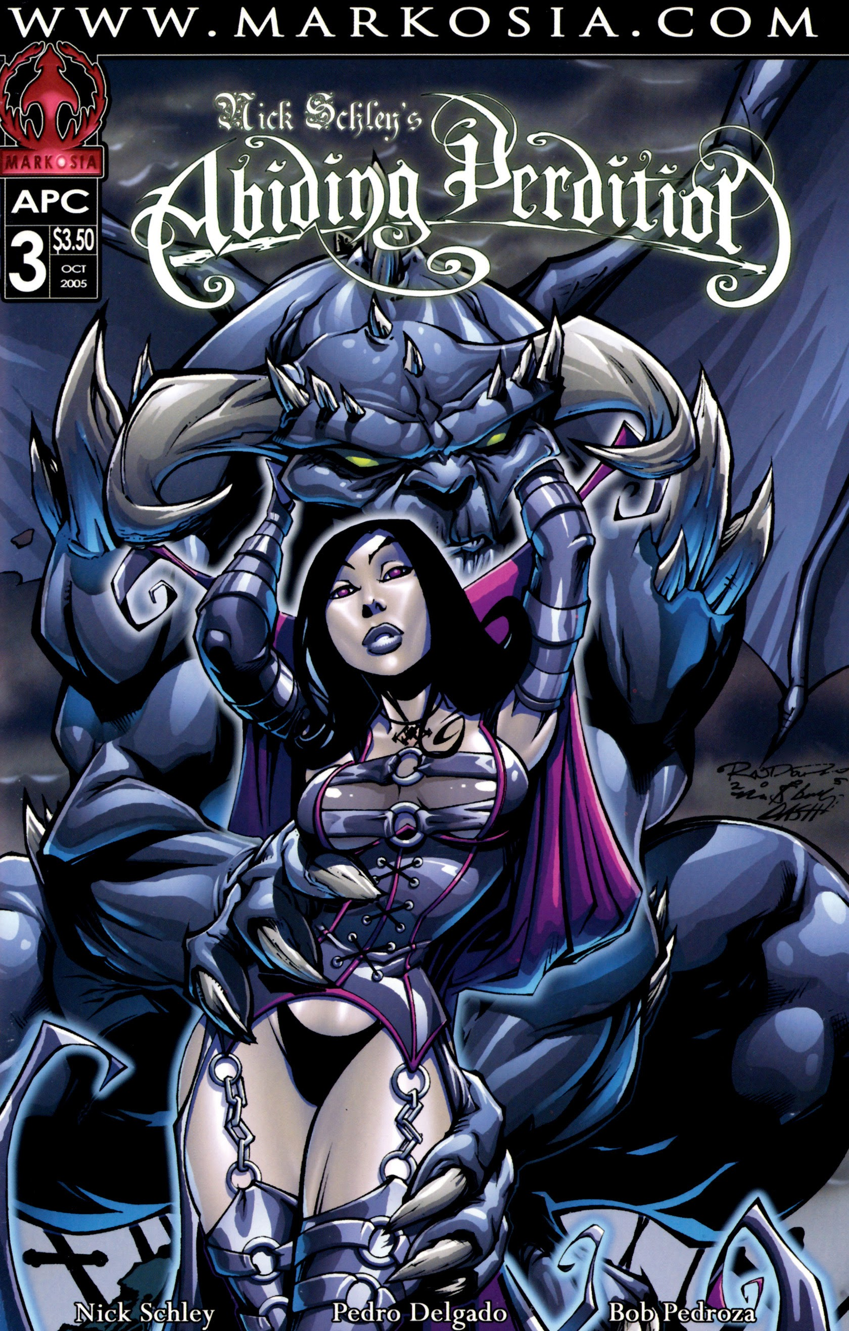 Read online Abiding Perdition comic -  Issue #3 - 2