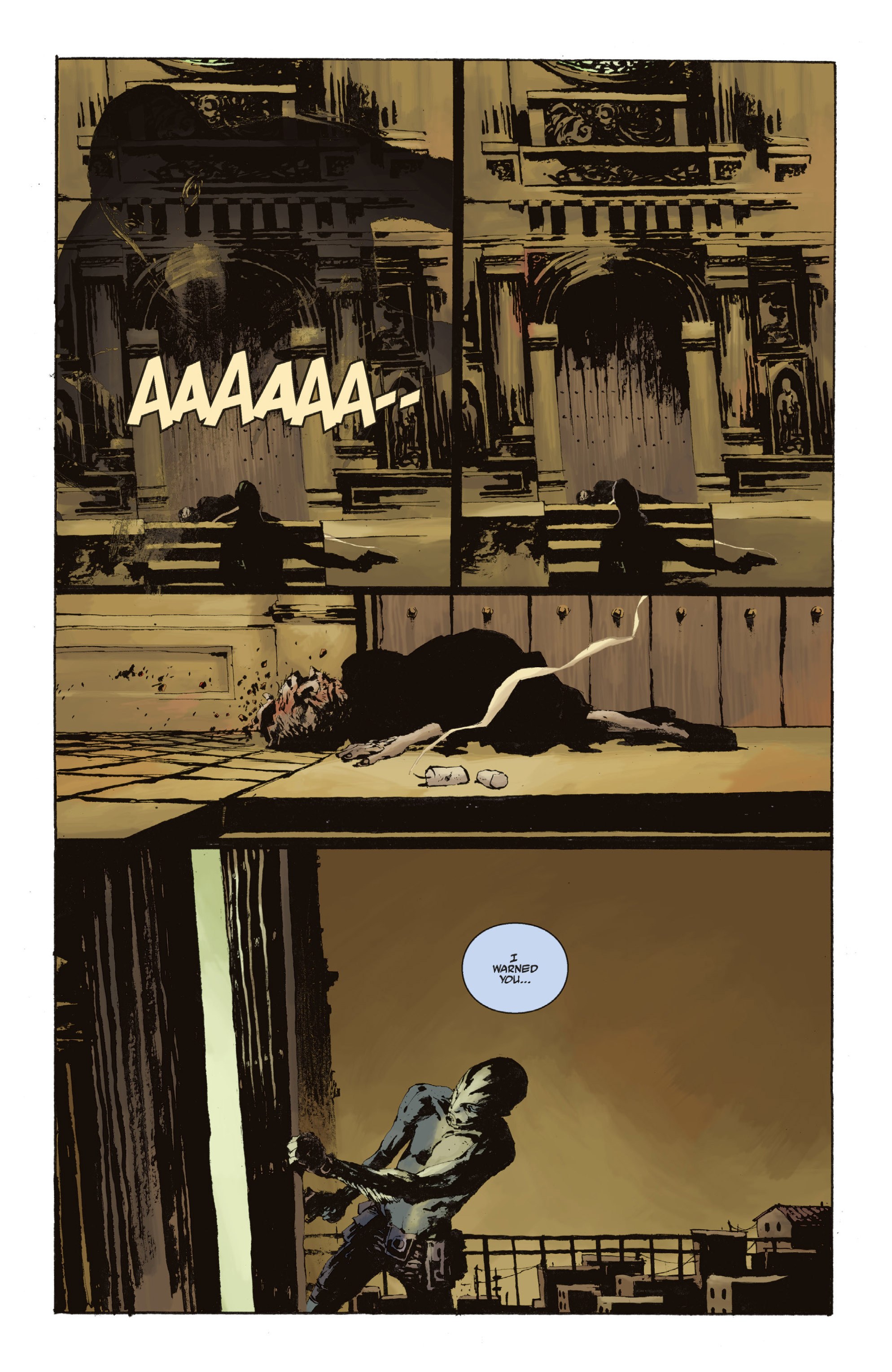 Read online Abe Sapien: The Drowning comic -  Issue #Abe Sapien: The Drowning _TPB - 119