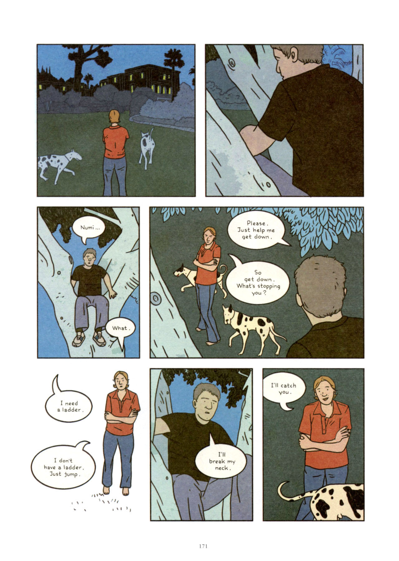 Read online Exit Wounds comic -  Issue # TPB - 170