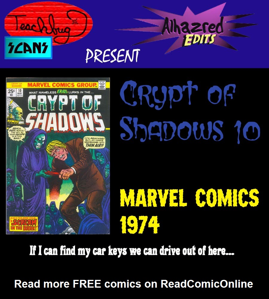 Crypt of Shadows (1973) issue 10 - Page 37