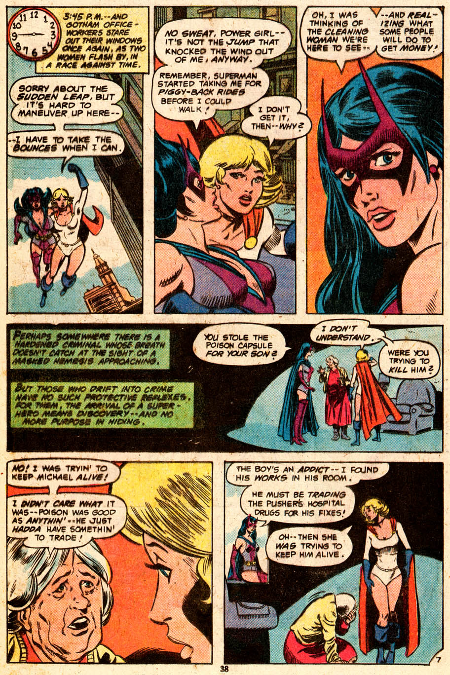 Read online Adventure Comics (1938) comic -  Issue #465 - 39