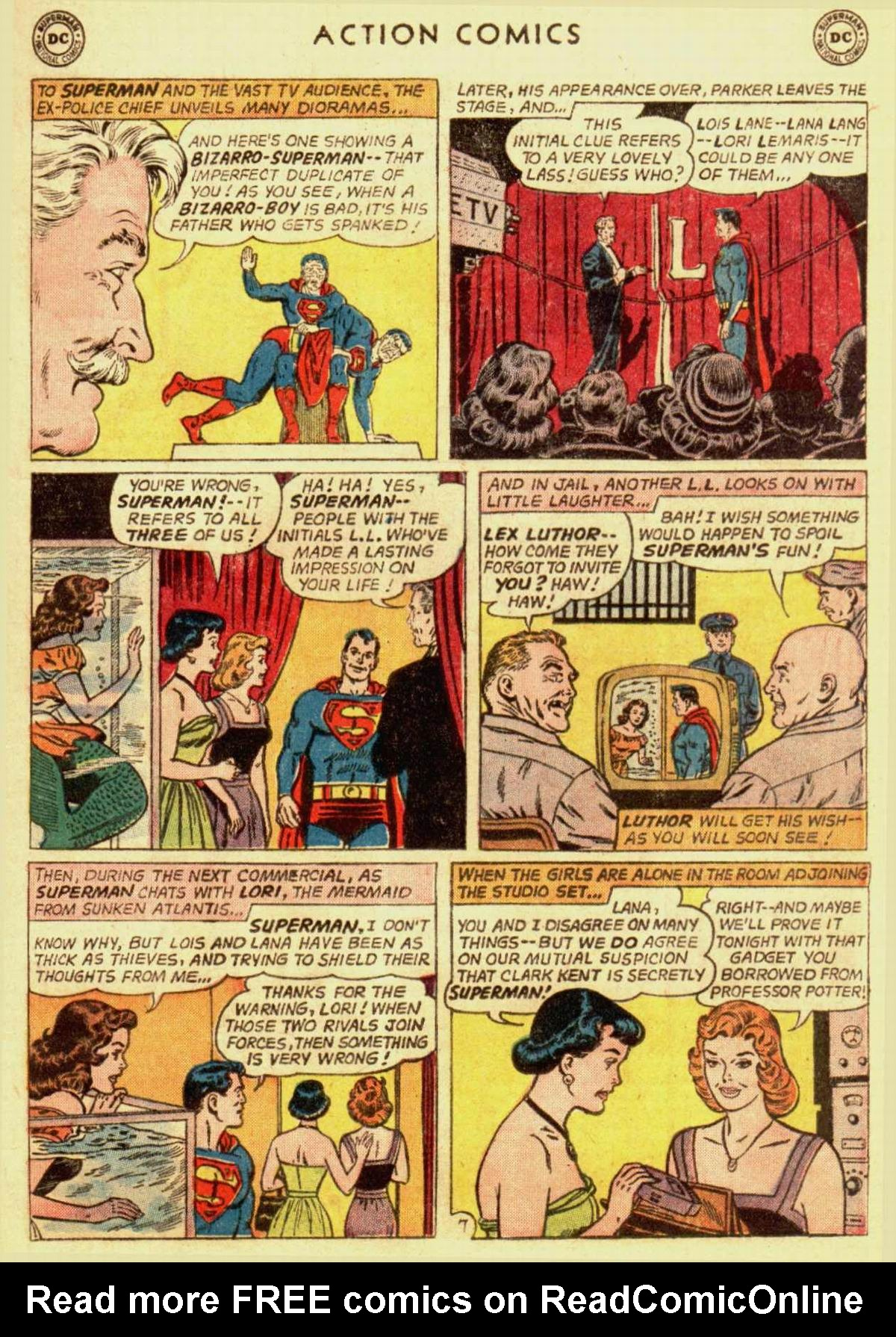 Read online Action Comics (1938) comic -  Issue #309 - 9