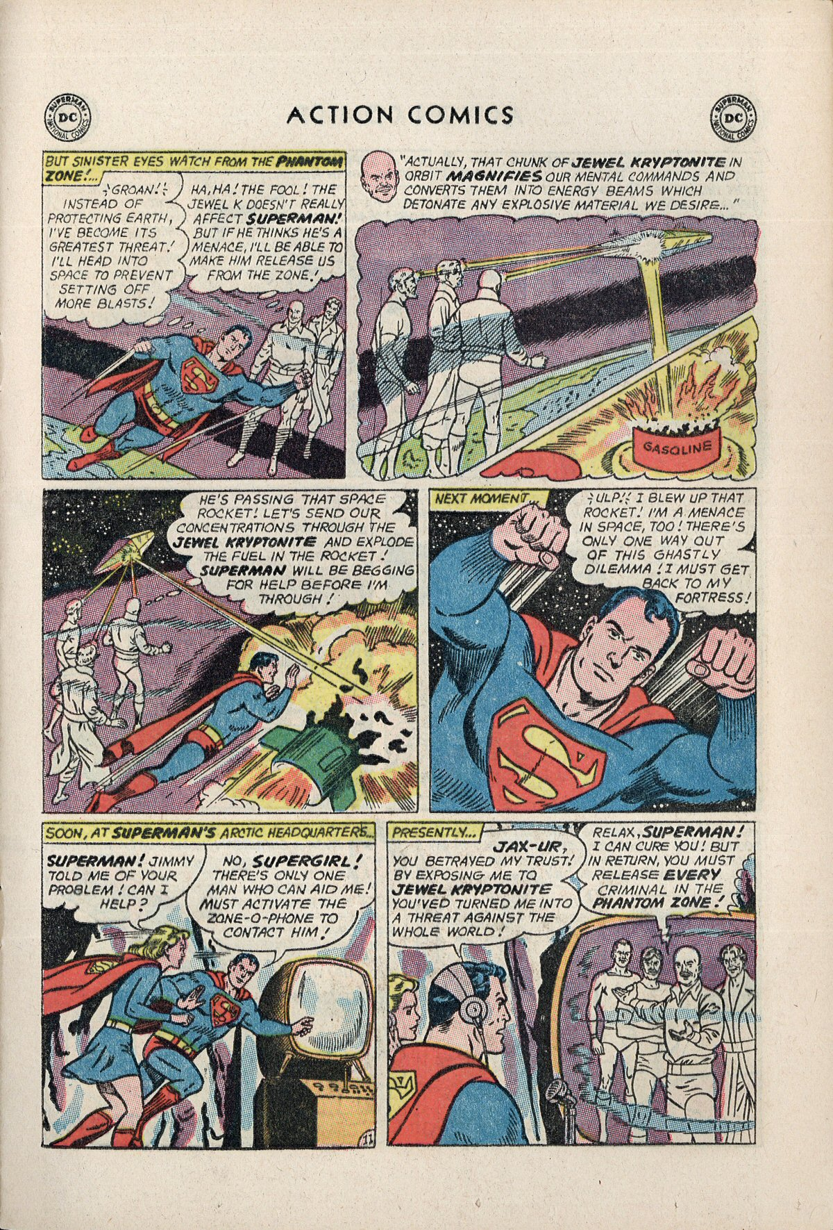 Read online Action Comics (1938) comic -  Issue #310 - 13