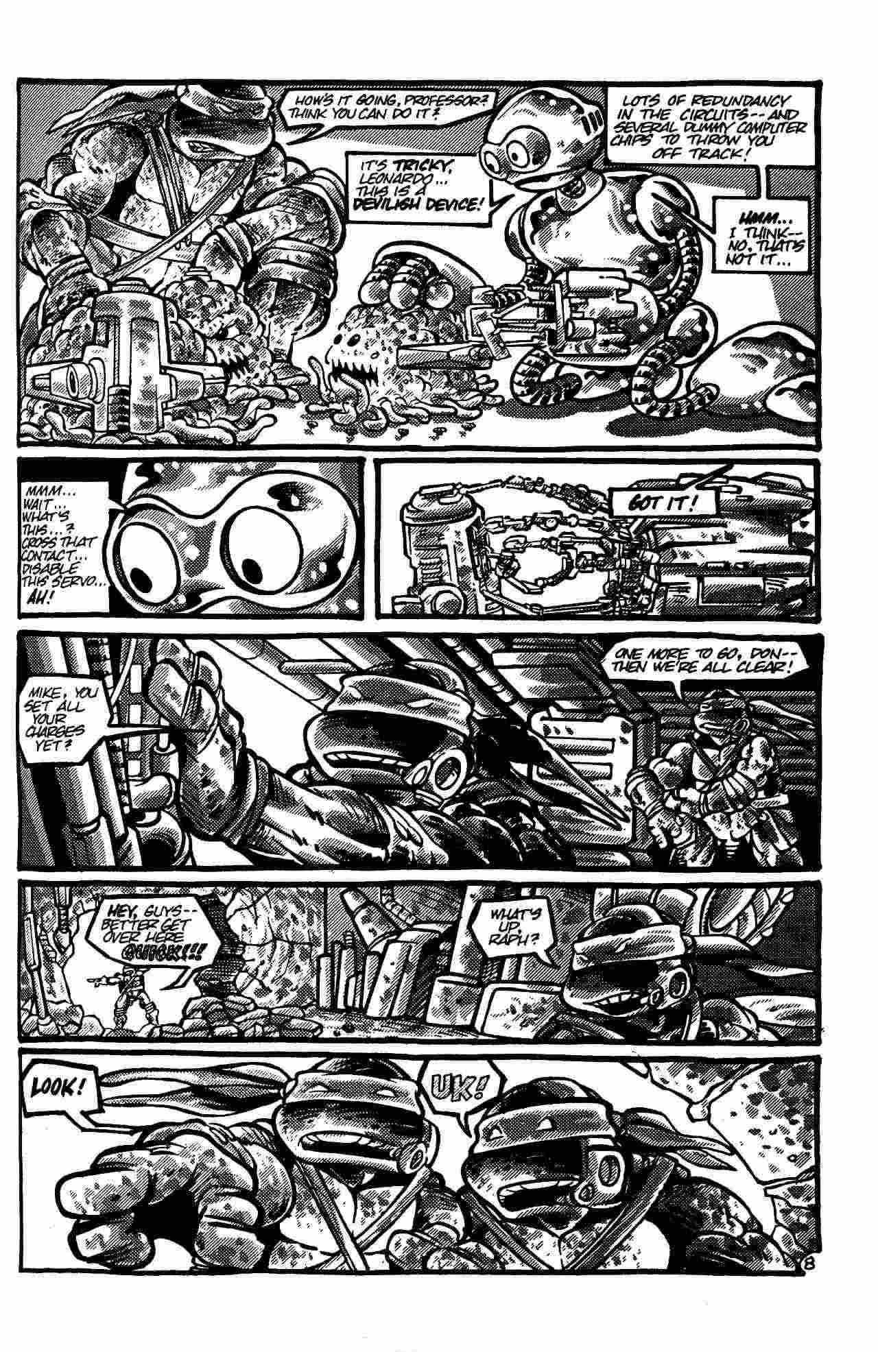 Read online Shell Shock comic -  Issue # Full - 87