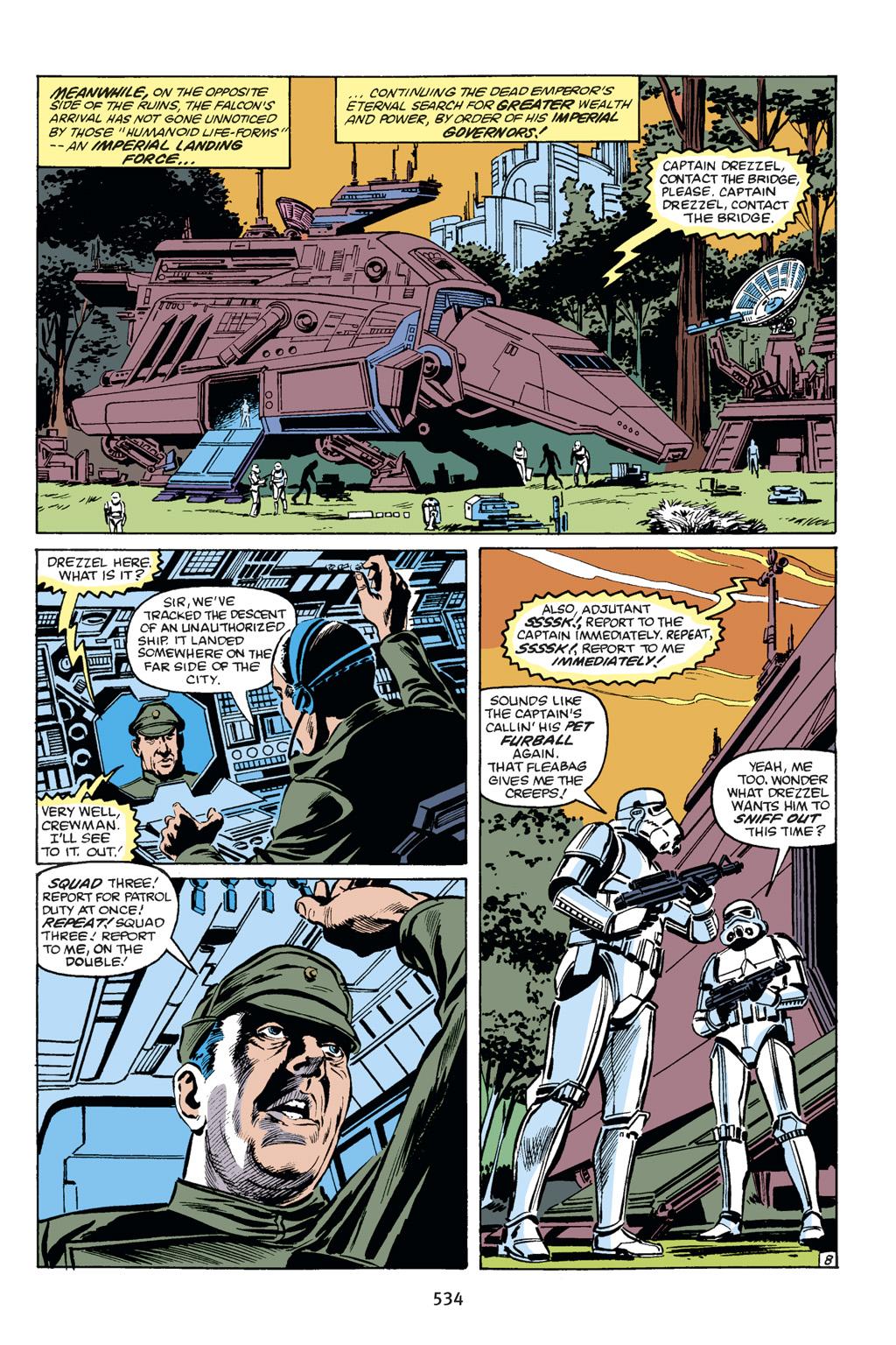 Read online Star Wars Omnibus comic -  Issue # Vol. 18.5 - 248