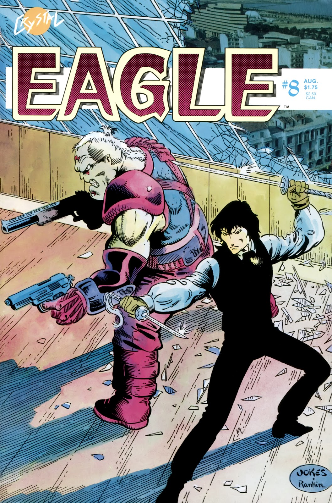 Eagle issue 8 - Page 1
