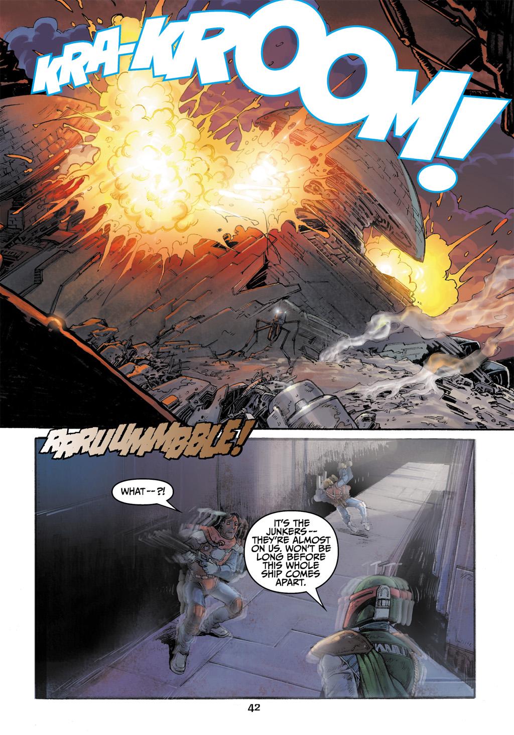 Read online Star Wars Omnibus comic -  Issue # Vol. 33 - 360