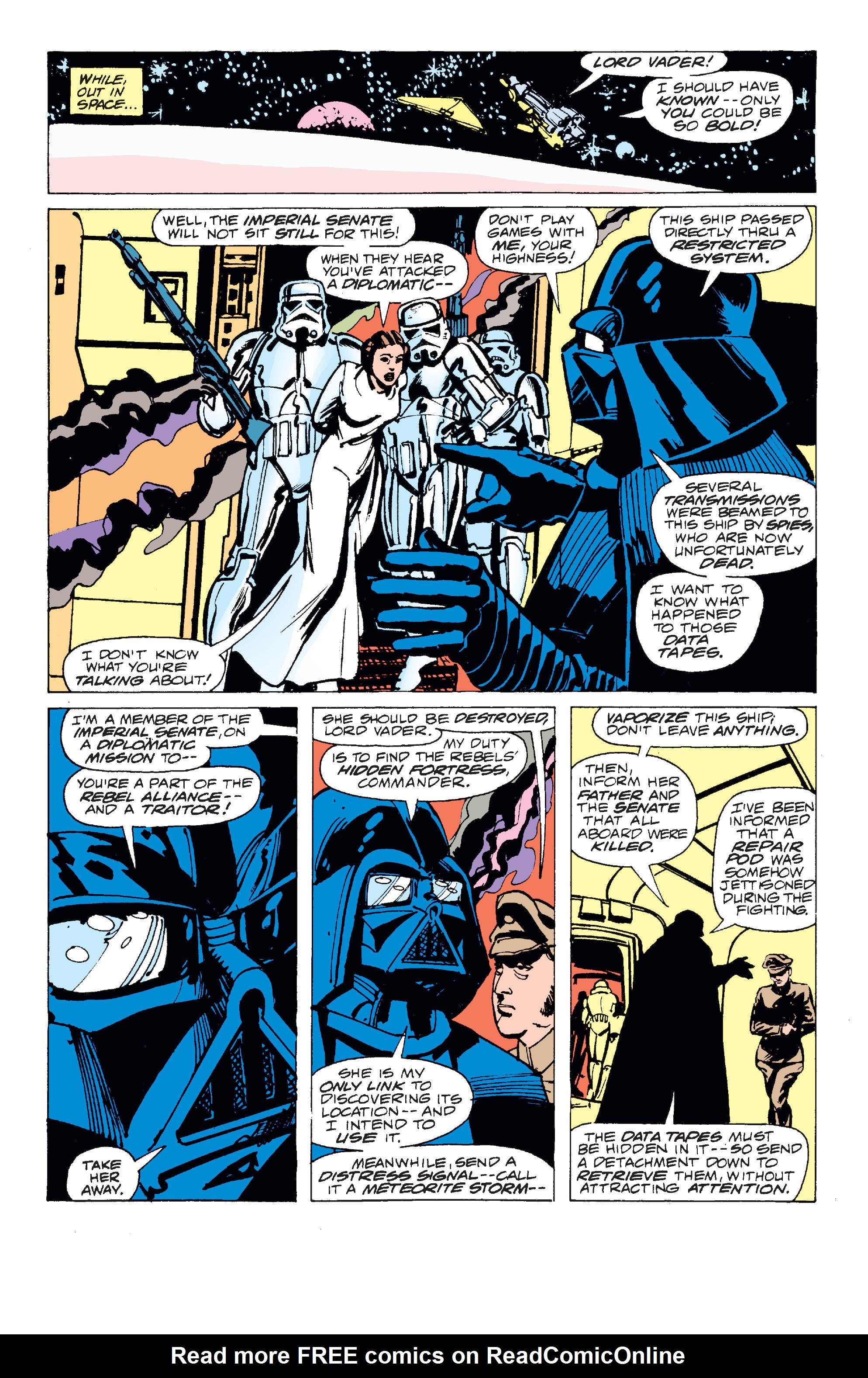 Read online Star Wars Omnibus comic -  Issue # Vol. 13 - 11