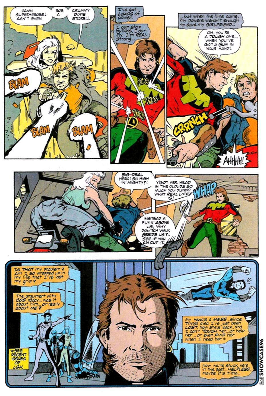 Read online Showcase '96 comic -  Issue #10 - 32