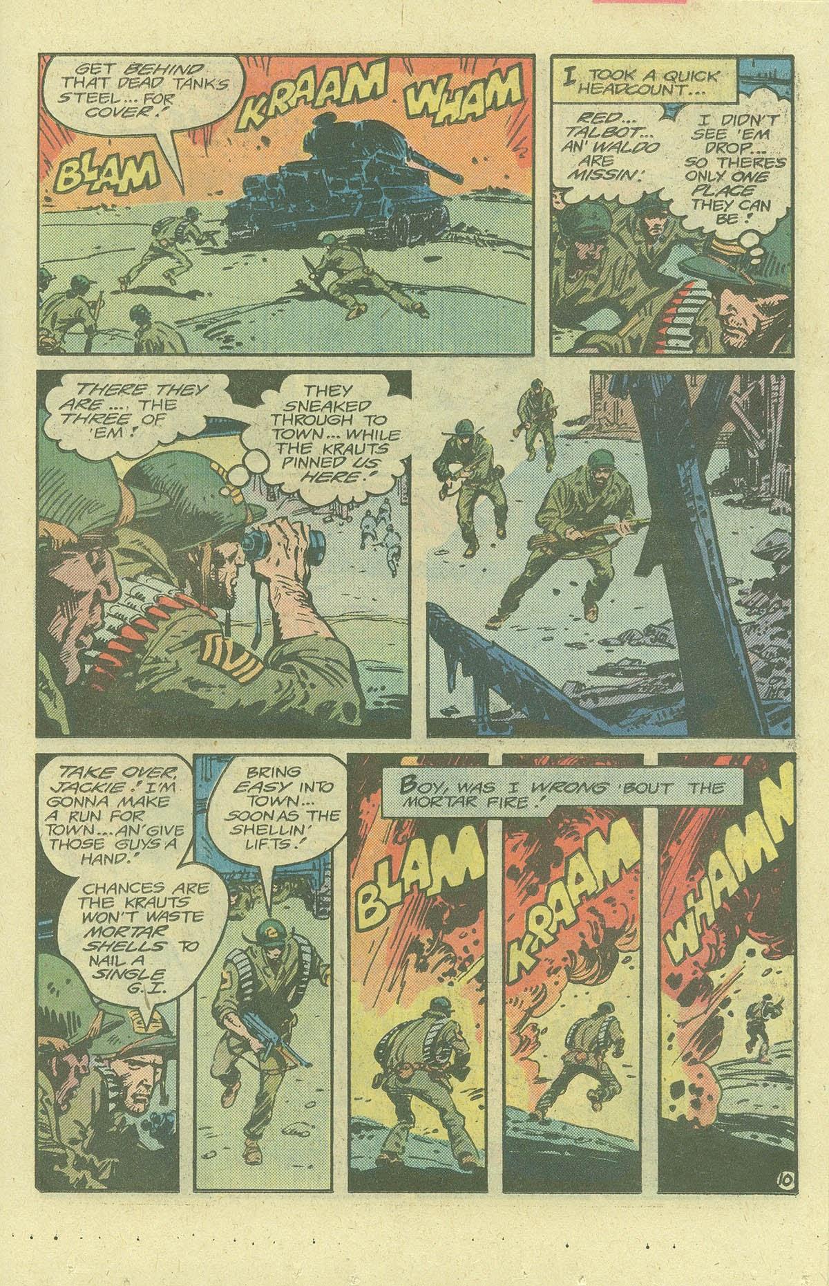 Read online Sgt. Rock comic -  Issue #380 - 14