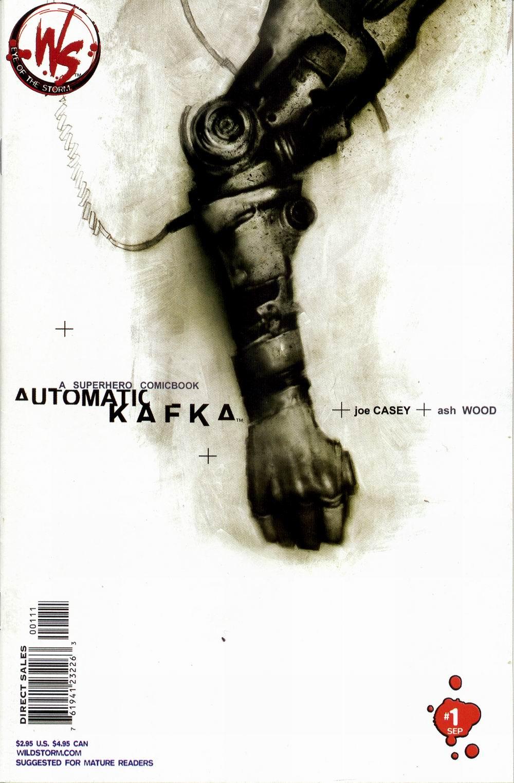 Read online Automatic Kafka comic -  Issue #1 - 2