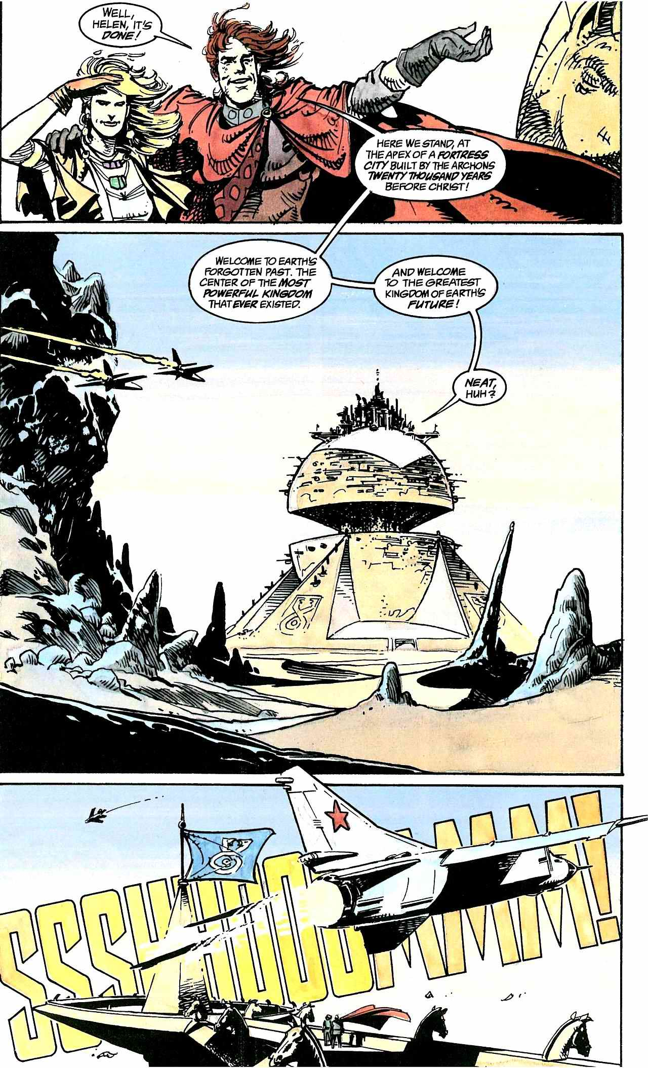 Read online Clash comic -  Issue #2 - 32