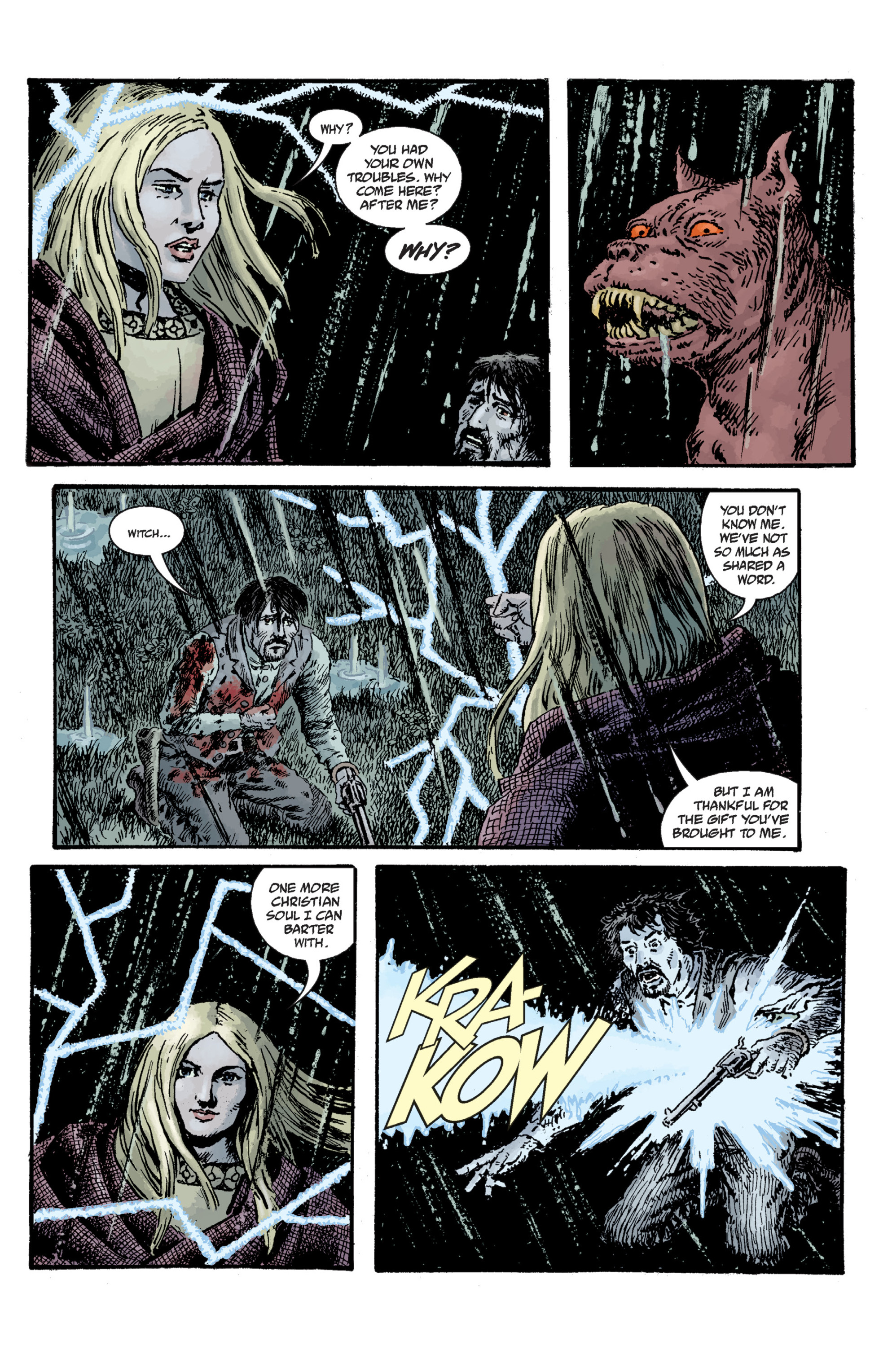 Read online Sir Edward Grey, Witchfinder: Lost and Gone Forever comic -  Issue # TPB - 108