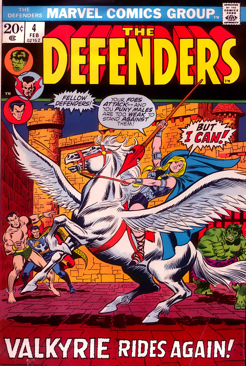 The Defenders (1972) 4 Page 1