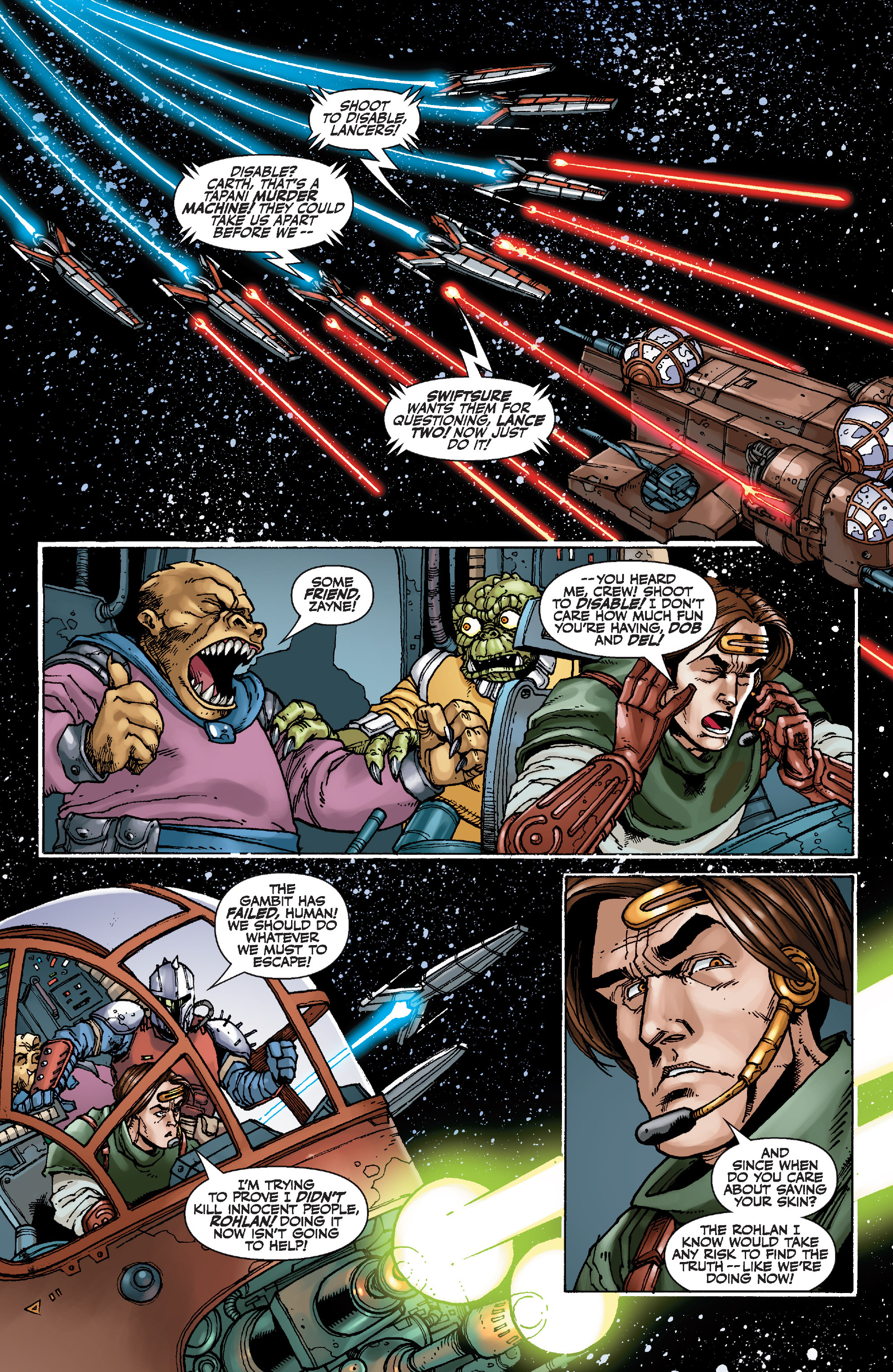 Read online Star Wars Omnibus comic -  Issue # Vol. 32 - 290