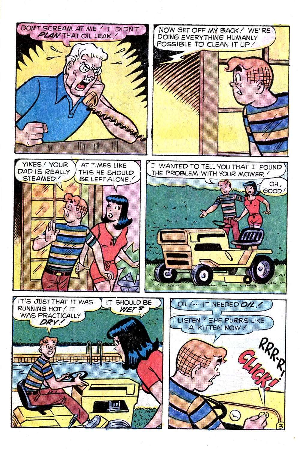 Read online Archie (1960) comic -  Issue #248 - 31