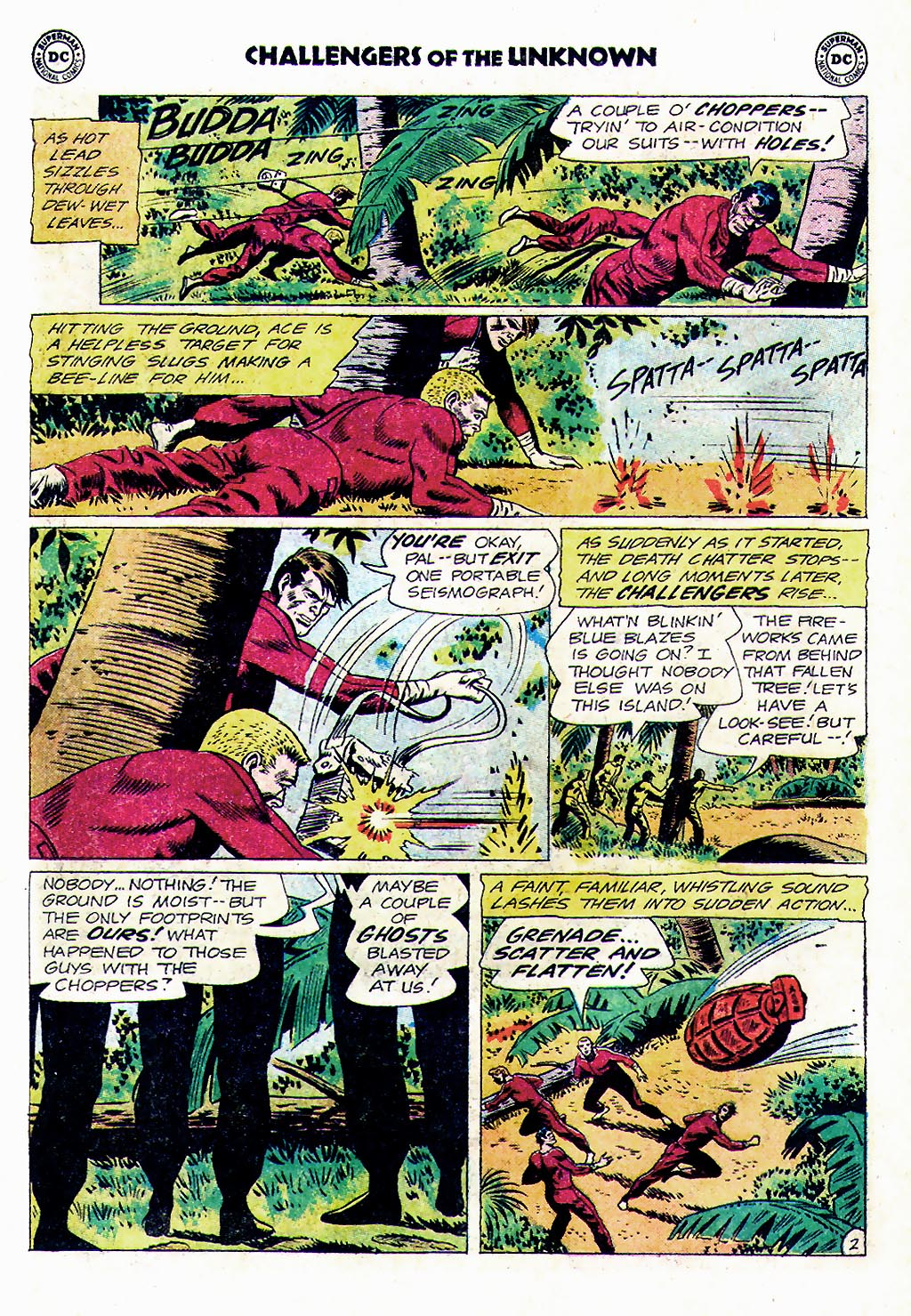 Challengers of the Unknown (1958) issue 38 - Page 22