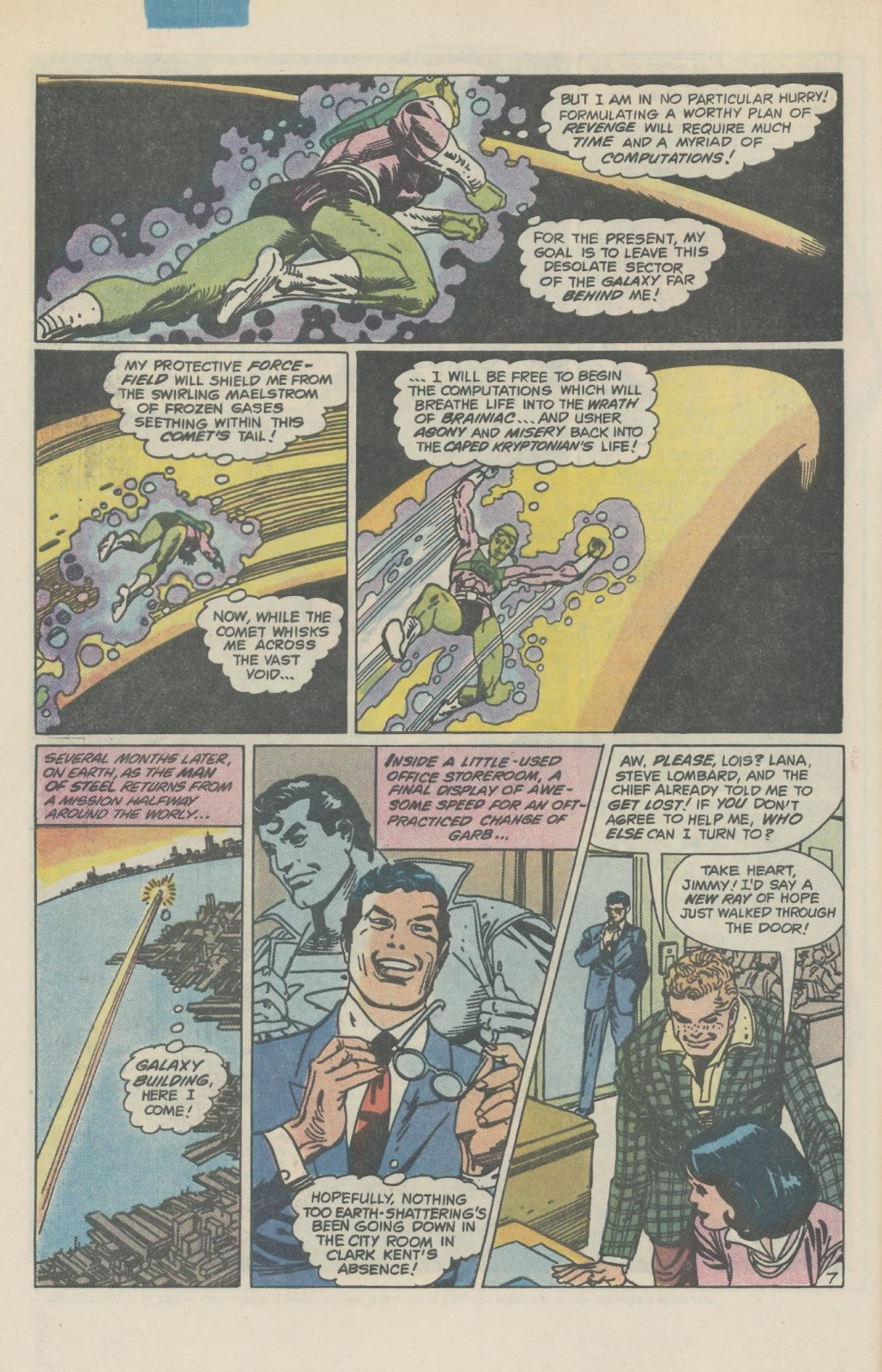 Read online Superman Special (1983) comic -  Issue #2 - 9