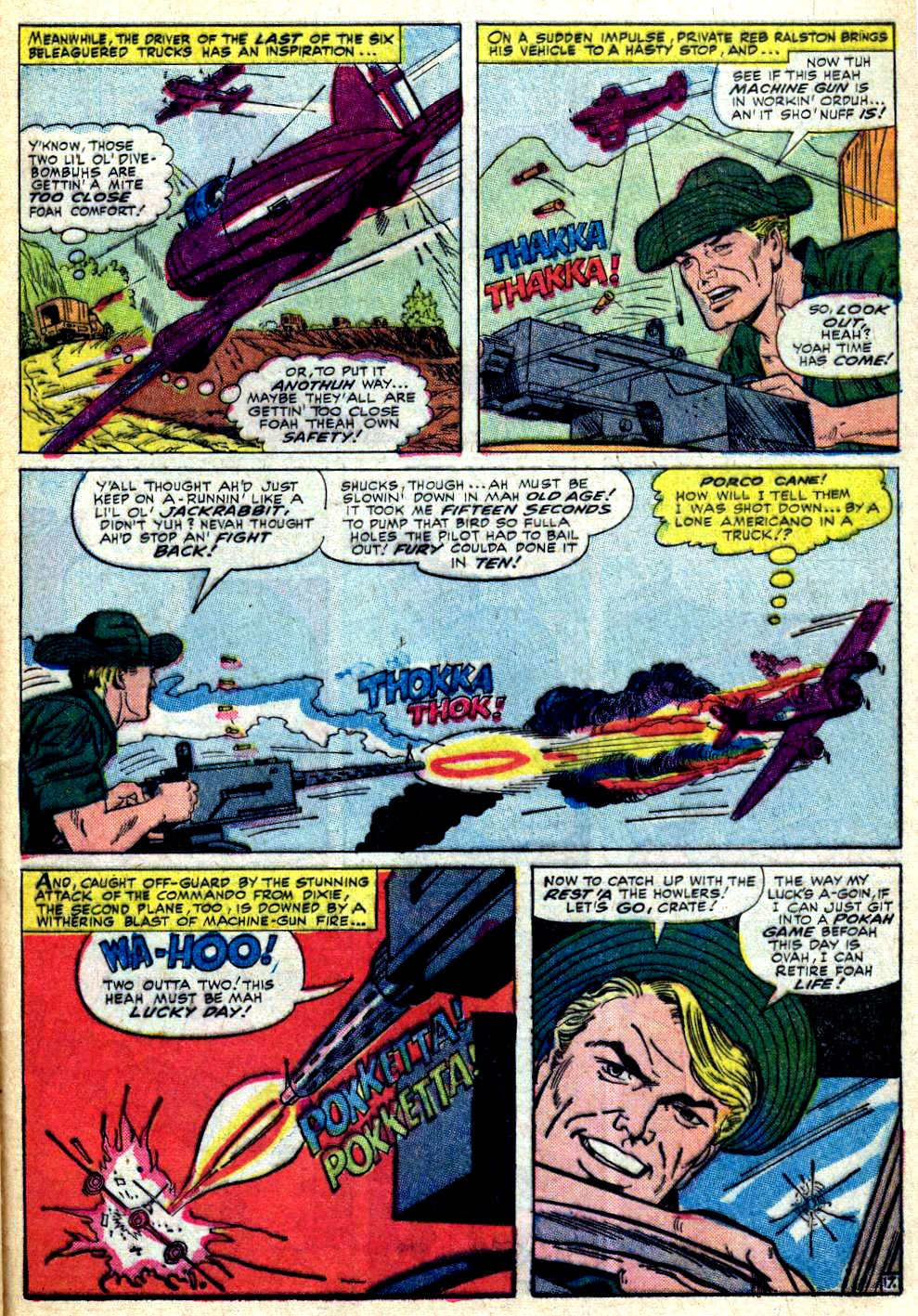 Read online Sgt. Fury comic -  Issue #30 - 25