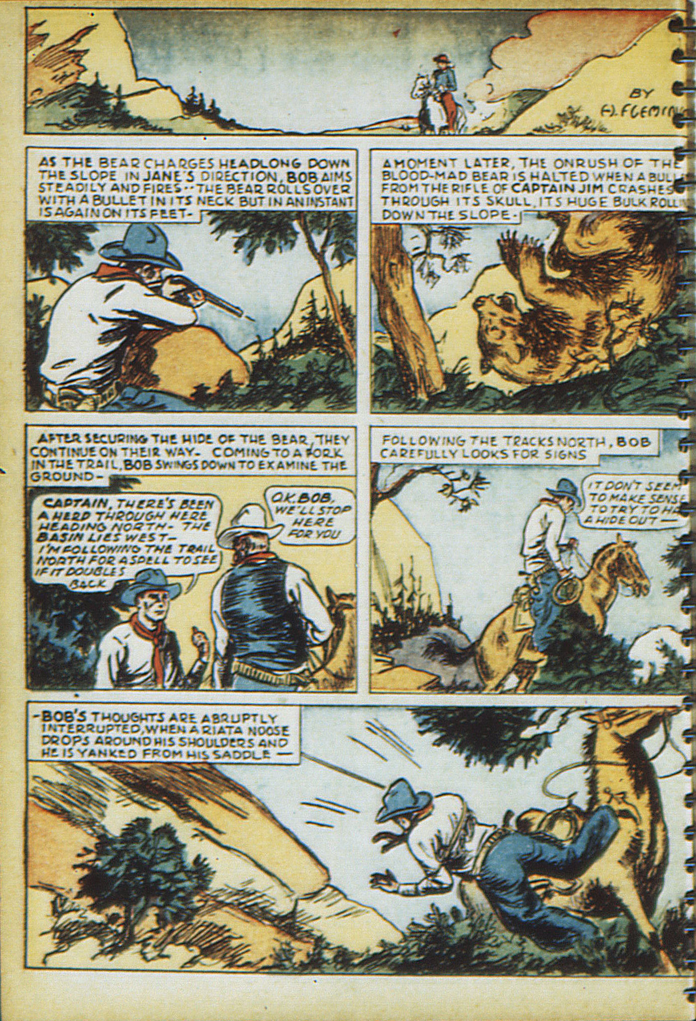 Read online Adventure Comics (1938) comic -  Issue #16 - 67